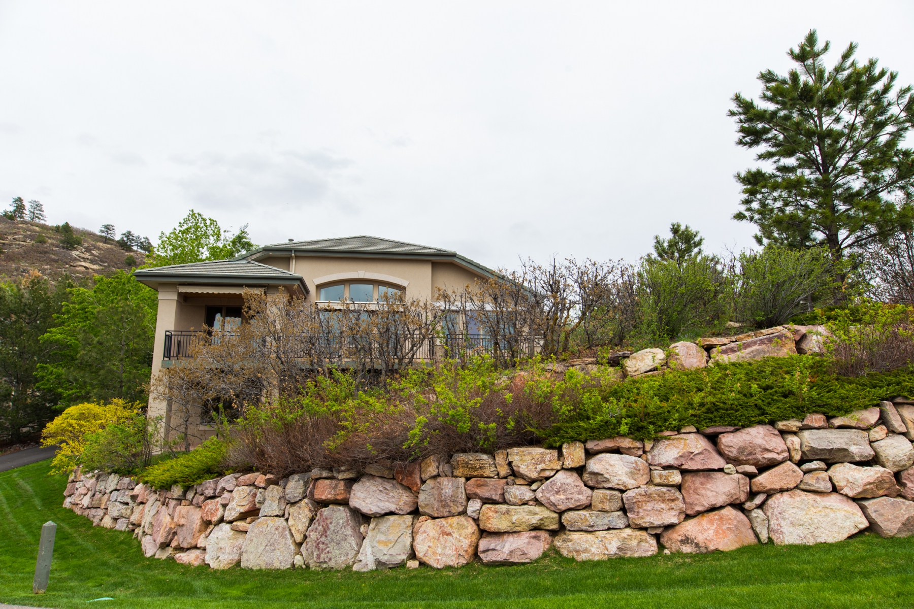 Single Family Home for Sale at 2903 Fairway View Ct Castle Pines Village, Castle Rock, Colorado 80108 United States