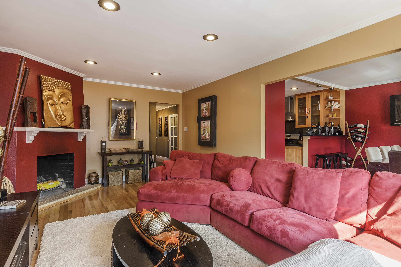 Single Family Home for Sale at Contemporary San Francisco Condo 1863 19th Ave San Francisco, California, 94112 United States