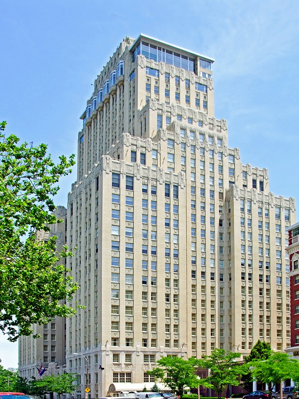 Condominium for Sale at St. Louis' Most Beloved Building 232 N. Kingshighway #2700 St. Louis, Missouri 63108 United States