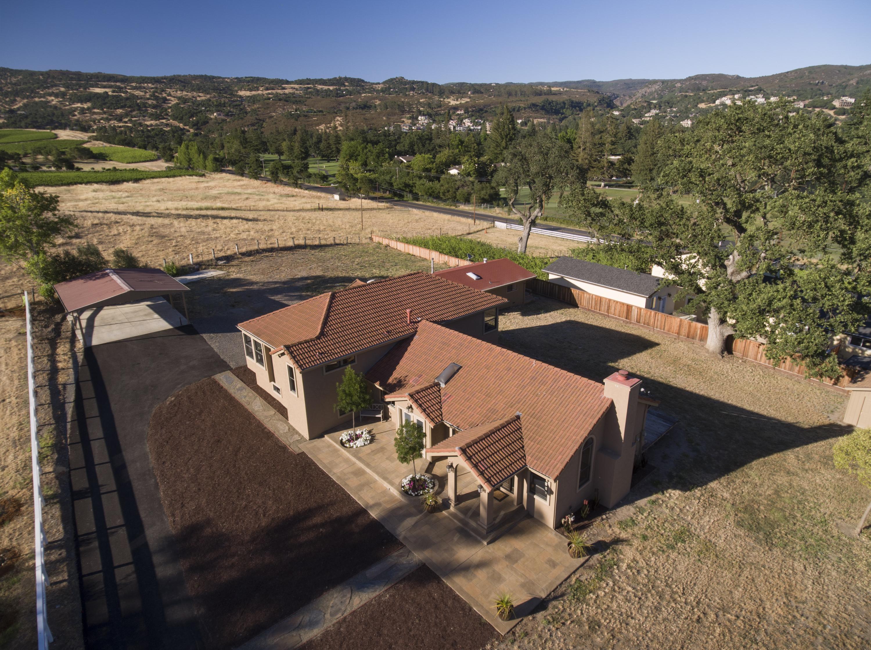 獨棟家庭住宅 為 出售 在 1677 Atlas Peak Road Napa, 加利福尼亞州, 94558 美國
