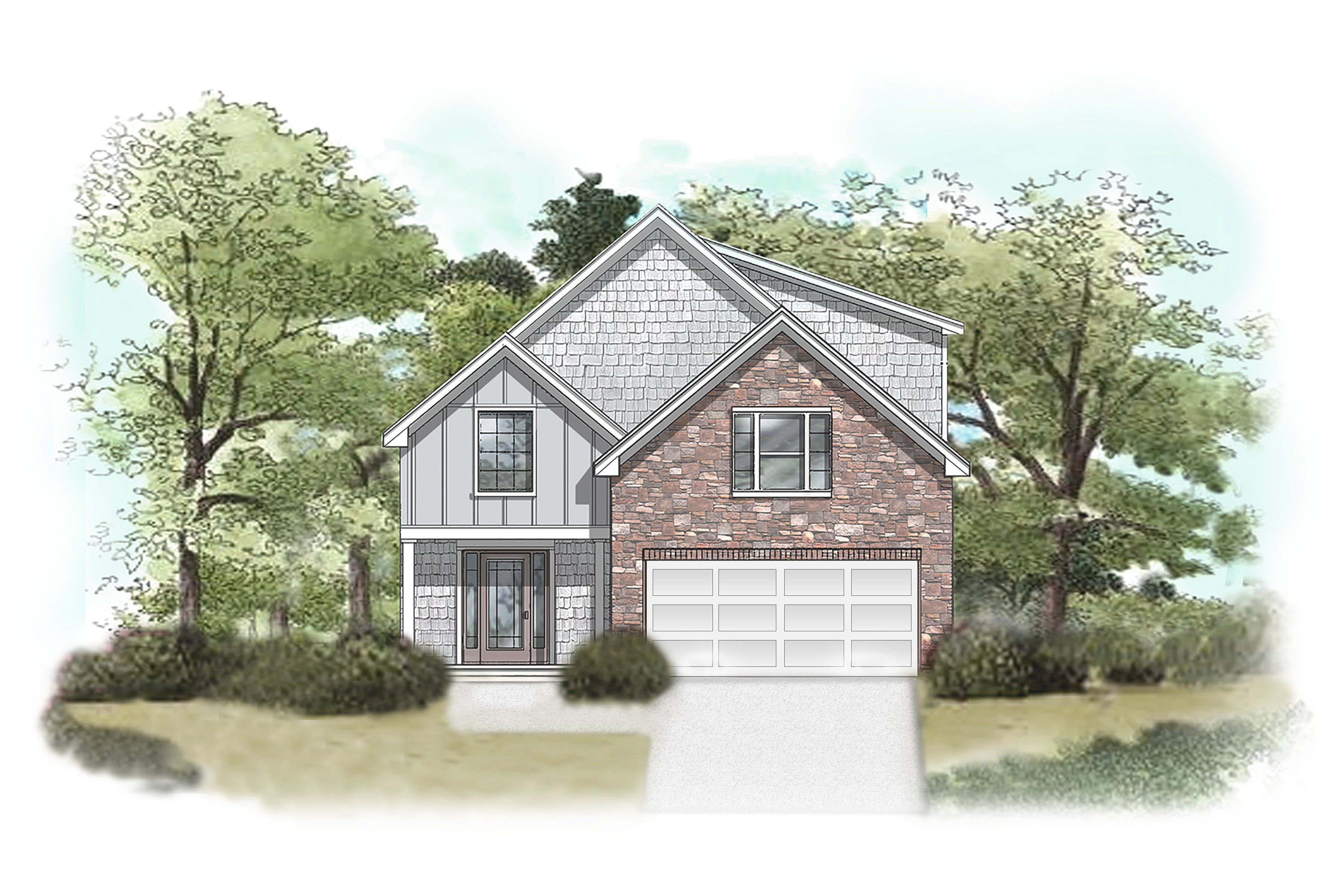 sales property at New Contruction-Perfect Sized Home