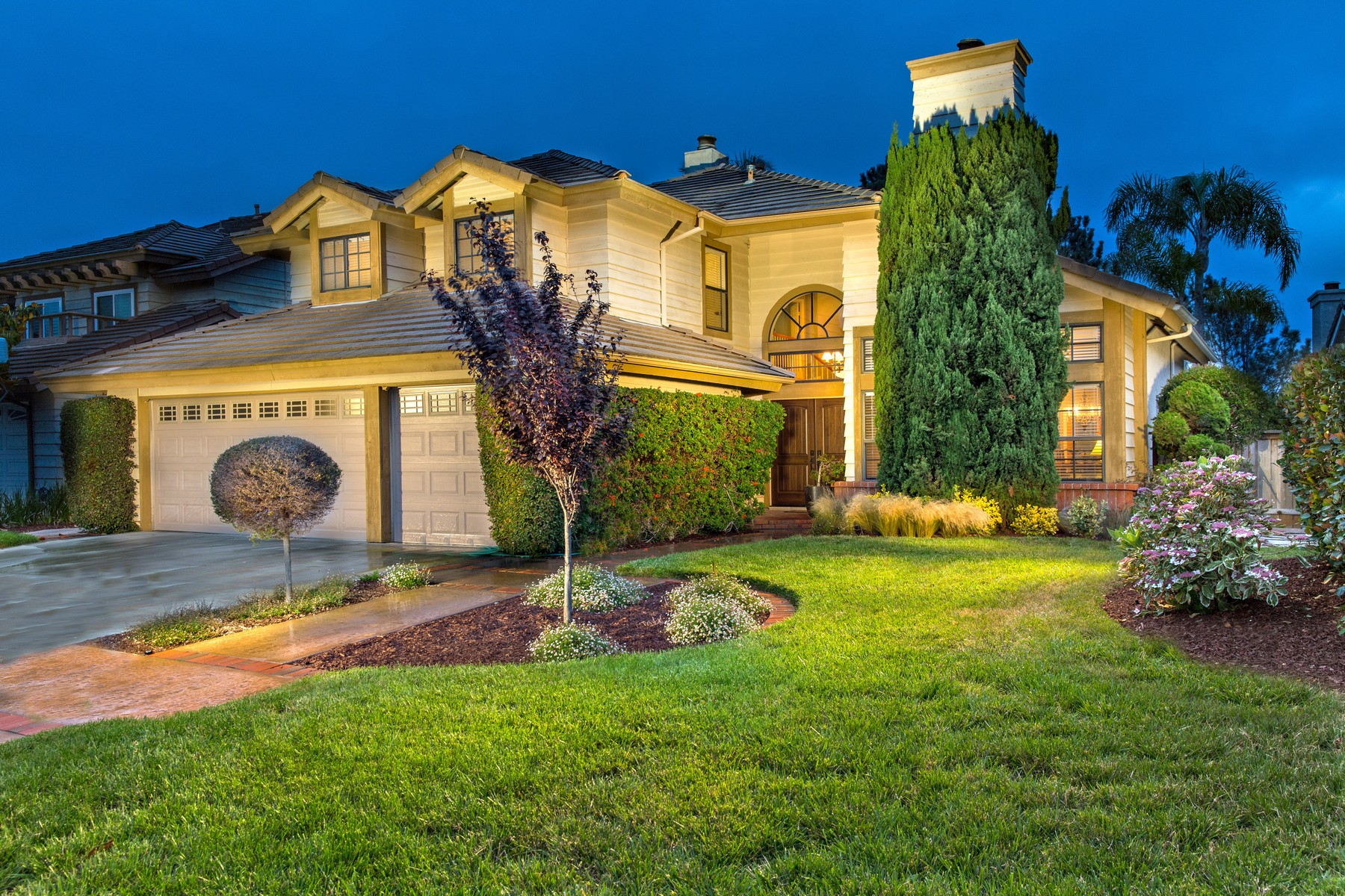 Single Family Home for Sale at 13305 Roxton Circle Carmel Valley, San Diego, California, 92130 United States