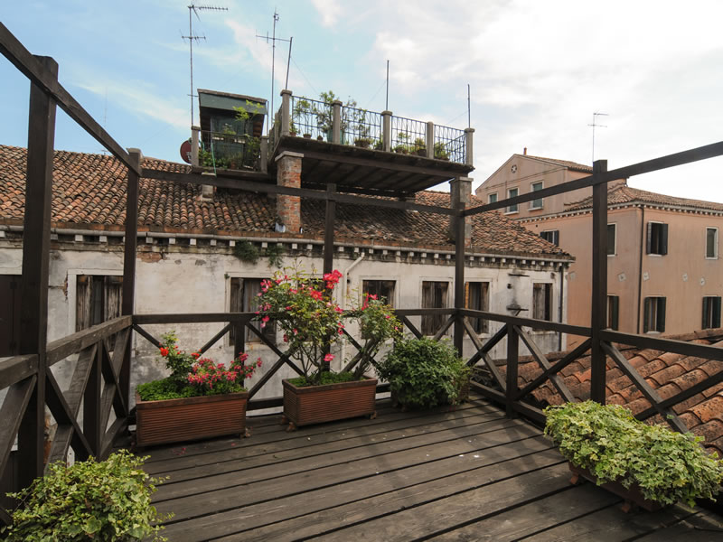 Property Of Delightful historic house with roof terrace