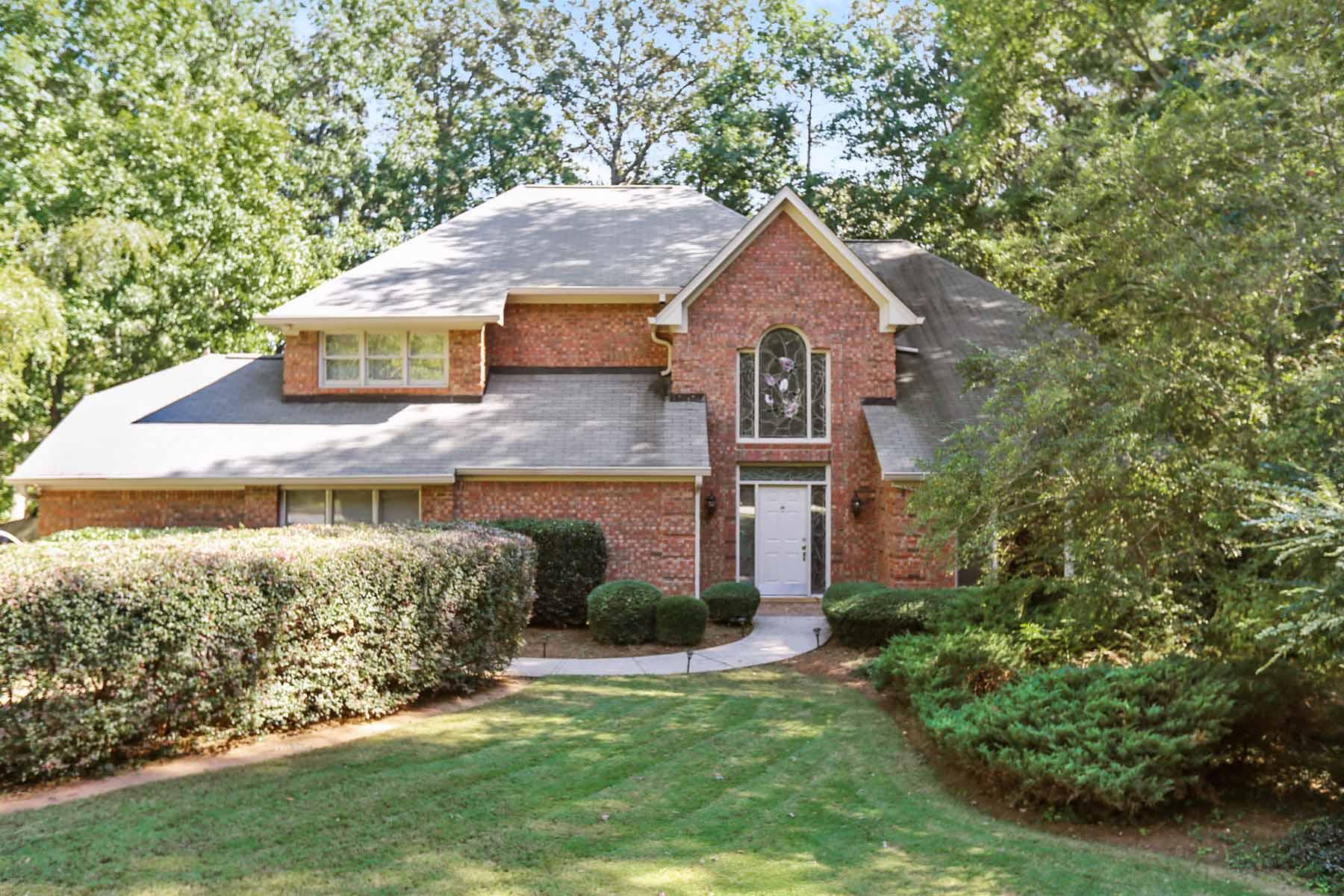 Nhà ở một gia đình vì Bán tại Large Home in Alpharetta 5190 Cameron Forest Parkway Alpharetta, Georgia, 30022 Hoa Kỳ