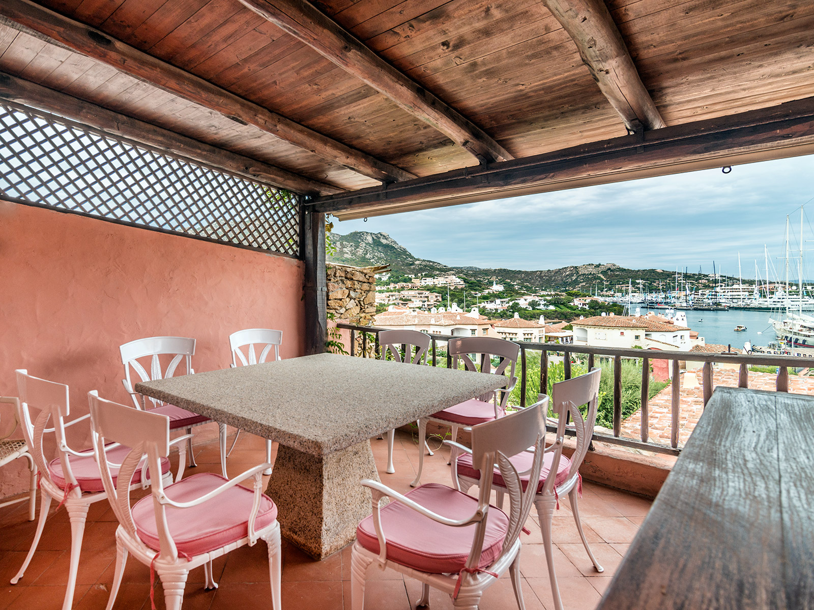 Additional photo for property listing at Harbor front residence in gated community Porto Cervo Porto Cervo, Olbia Tempio 07020 Italy