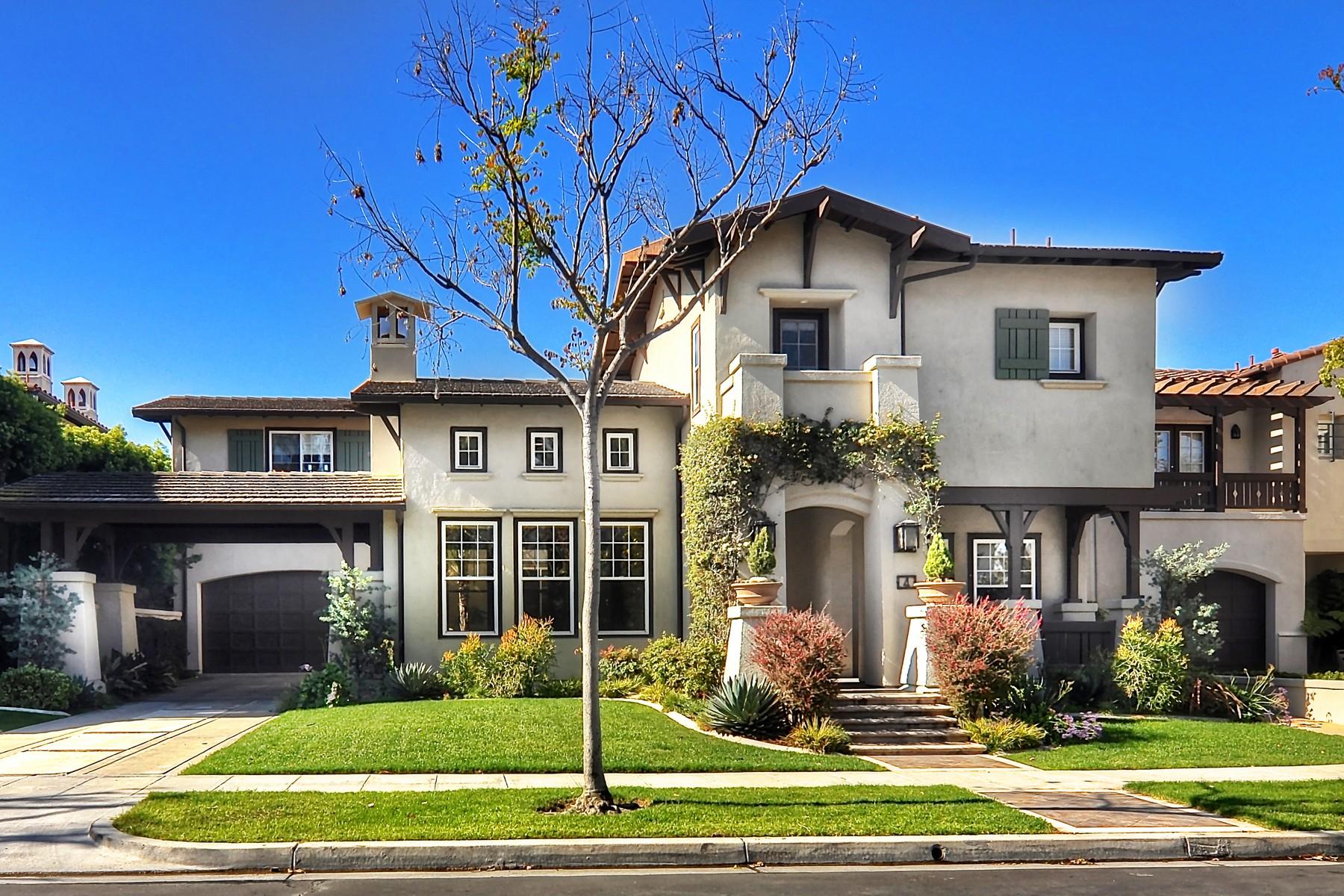 Casa para uma família para Venda às 4 Mahogany Irvine, Califórnia, 92620 Estados Unidos