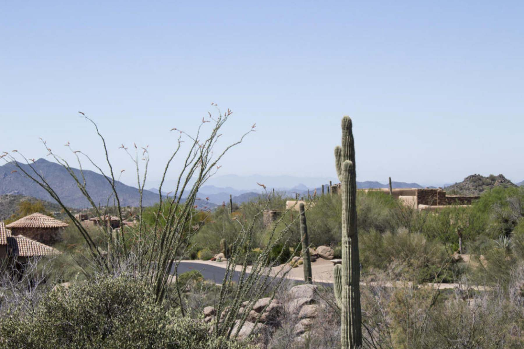 sales property at Spectacular 1.7-acre Saguaro Forest homesite.