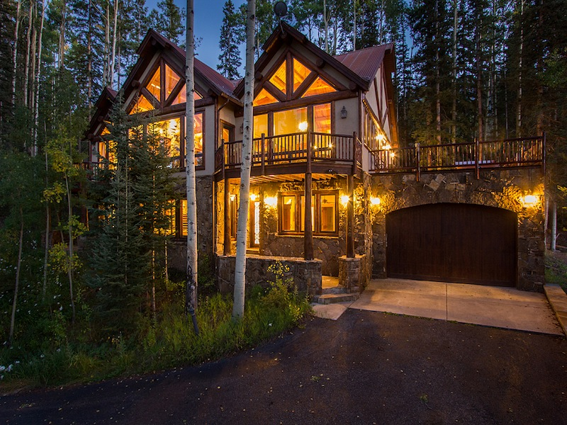 Single Family Home for Sale at 126 Polecat Lane Mountain Village, Telluride, Colorado 81435 United States