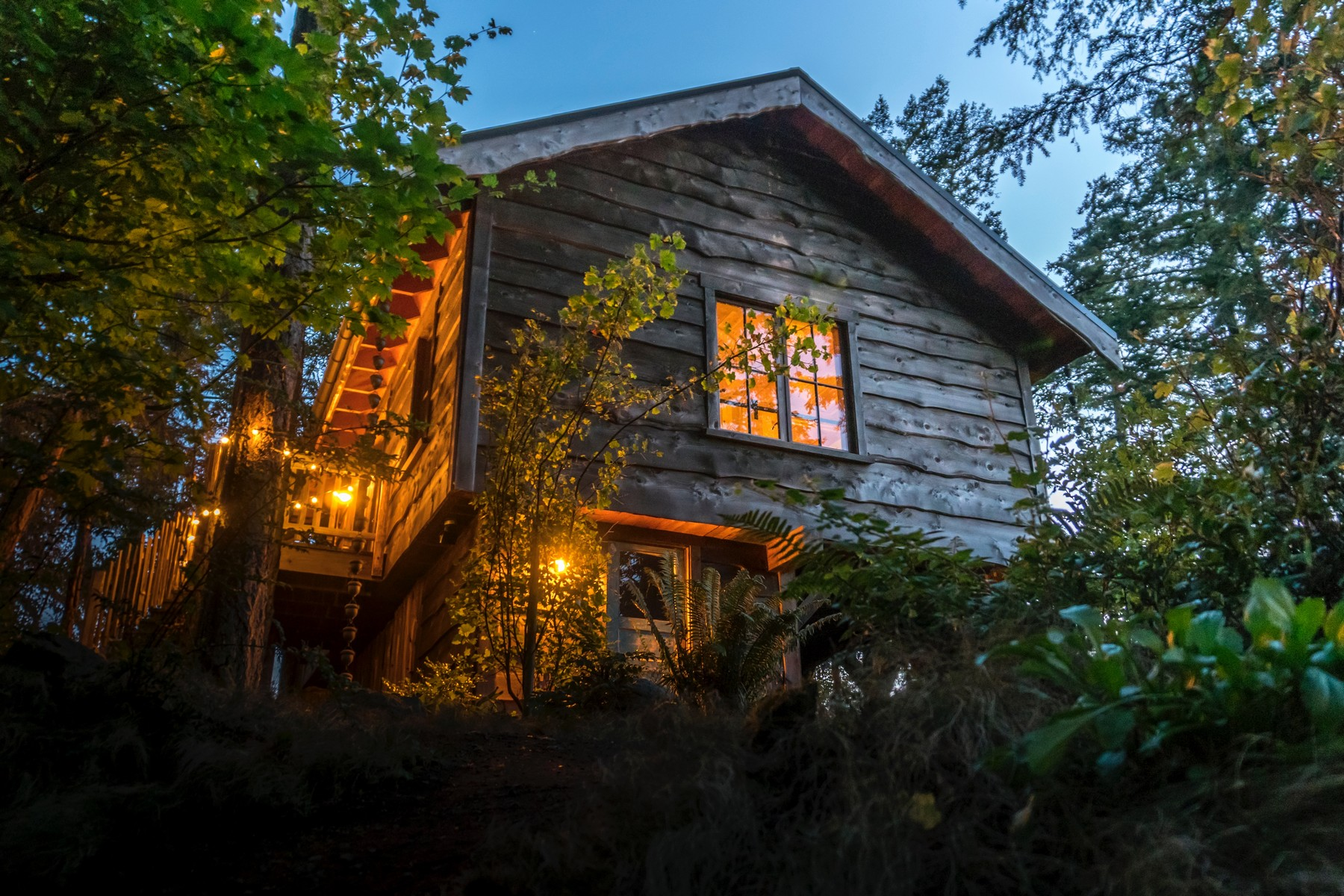 sales property at Chic Rustic Cabin on Orcas Island