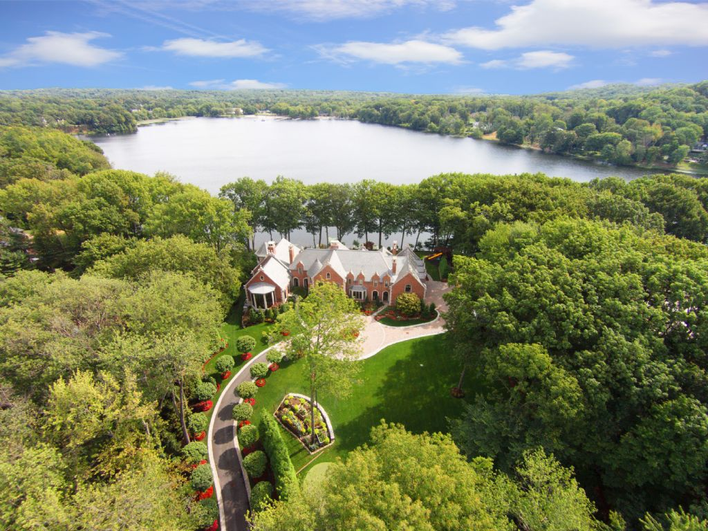 Nhà ở một gia đình vì Bán tại The Lake Estate Franklin Lakes, New Jersey 07417 Hoa Kỳ