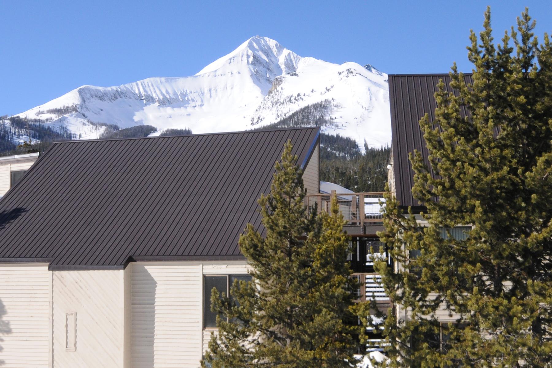 独户住宅 为 销售 在 Ski Condo at Big Sky Resort 21 Sitting Bull Road, Hill 1327 Big Sky, 蒙大拿州, 59716 美国