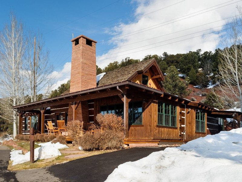 Property For Sale at Roaring Fork Club Cabin 10