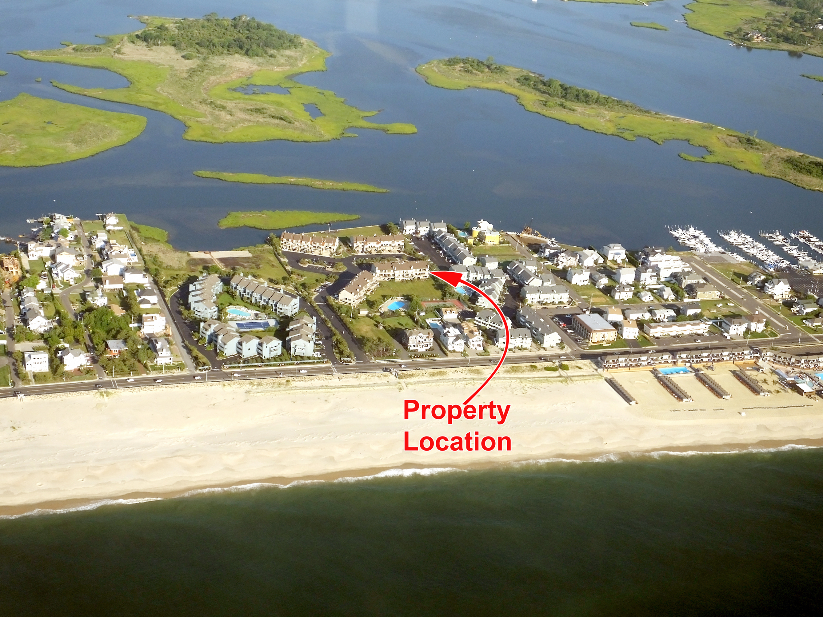 Townhouse for Sale at Perfection at the Beach! 1540 Ocean Ave 12 Sea Bright, New Jersey, 07760 United States
