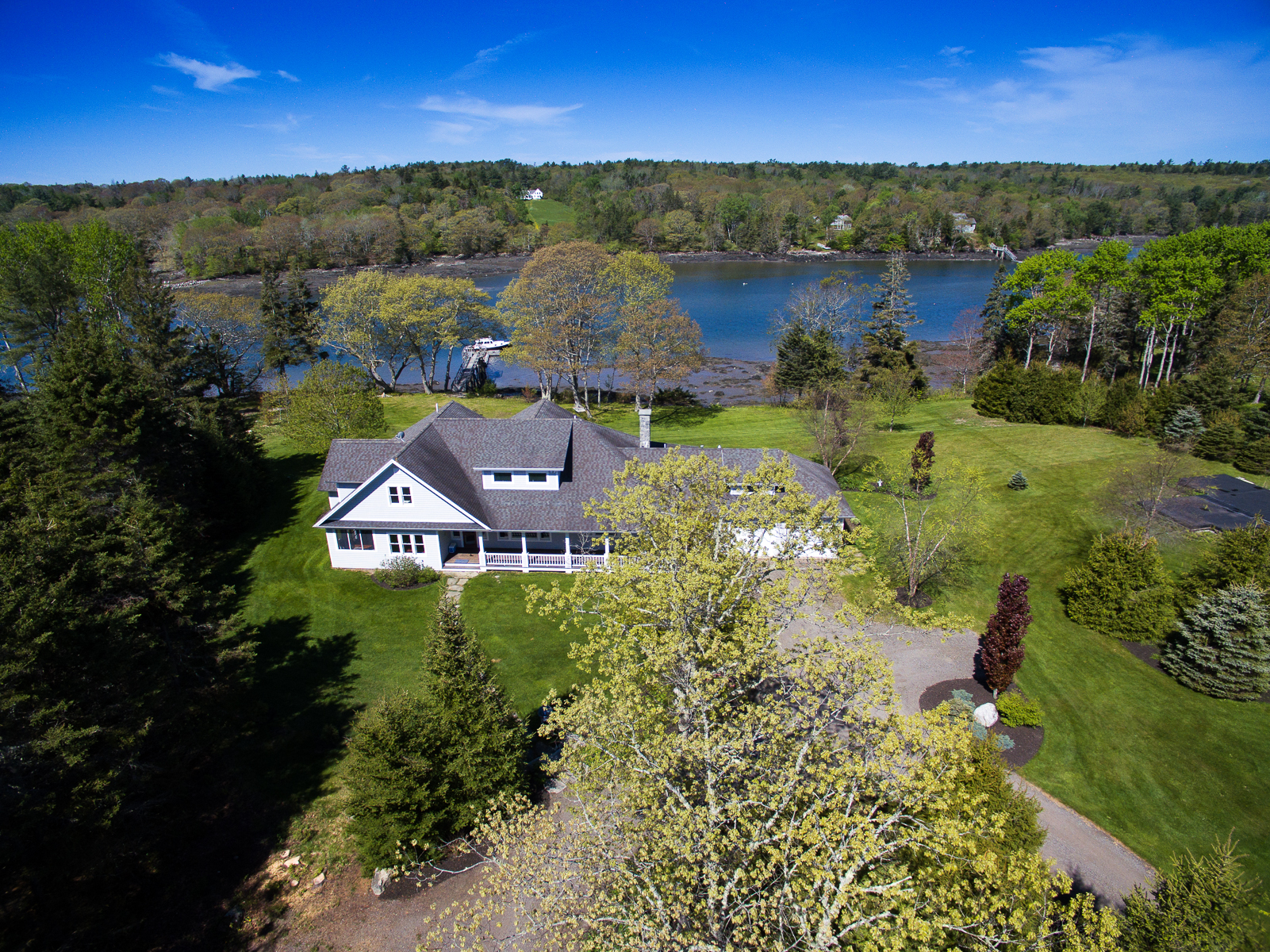 Single Family Home for Sale at Sea Meadow Lane 21 Sea Meadow Bristol, Maine, 04539 United States