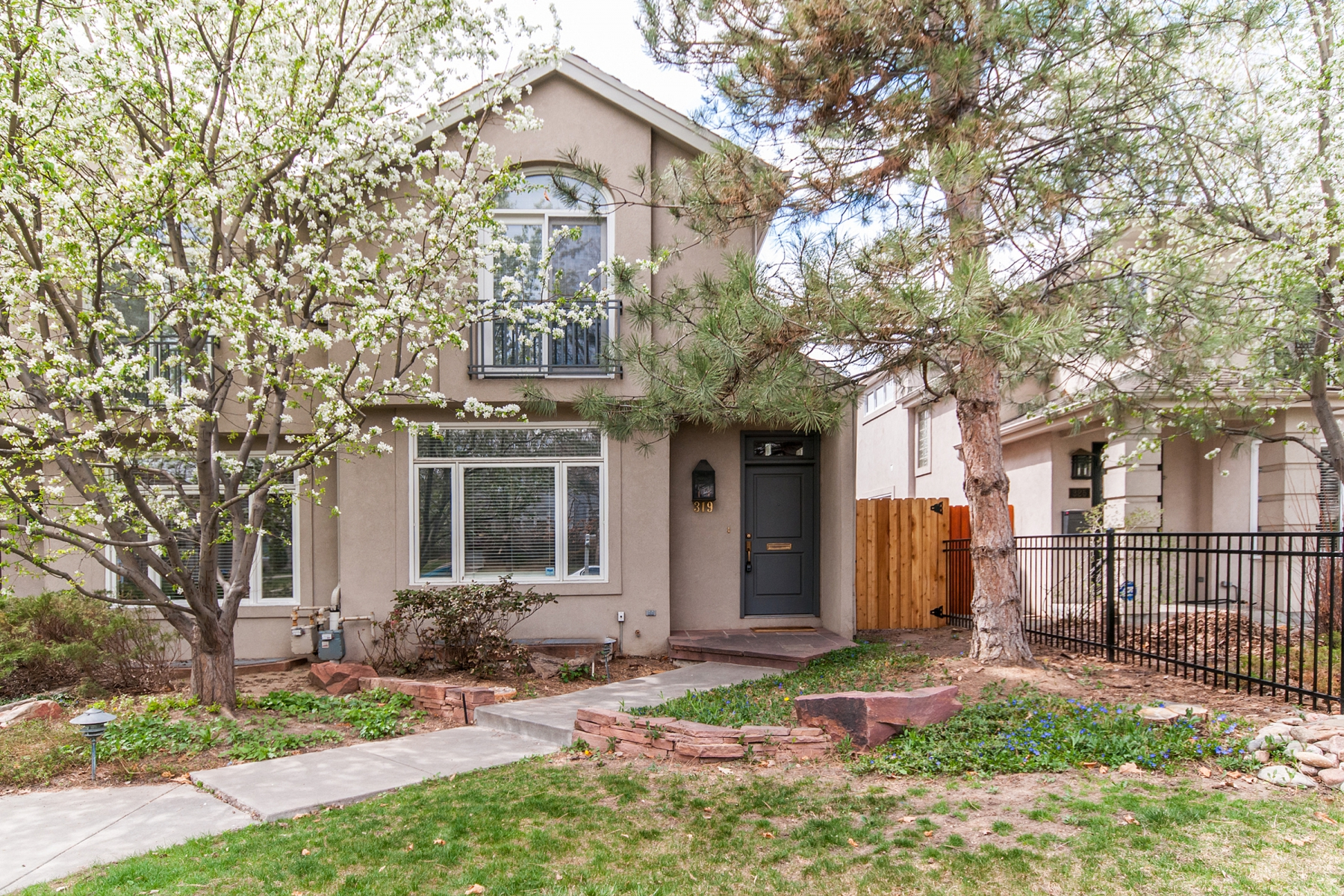 Single Family Home for Sale at 319 Jackson Street Cherry Creek, Denver, Colorado 80206 United States
