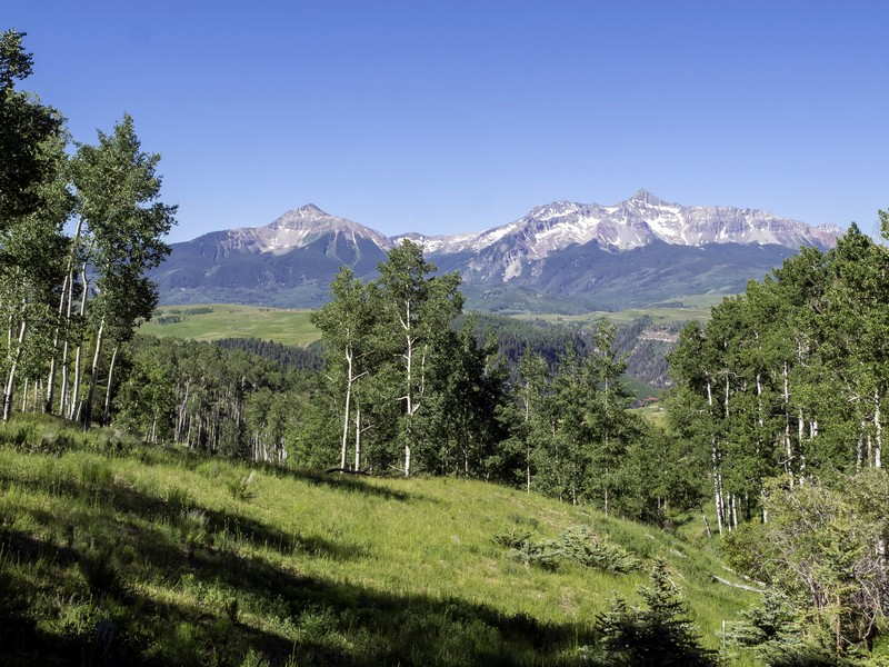 Terreno por un Venta en Lot 15 111 Cristelli Lane Telluride, Colorado 81435 Estados Unidos