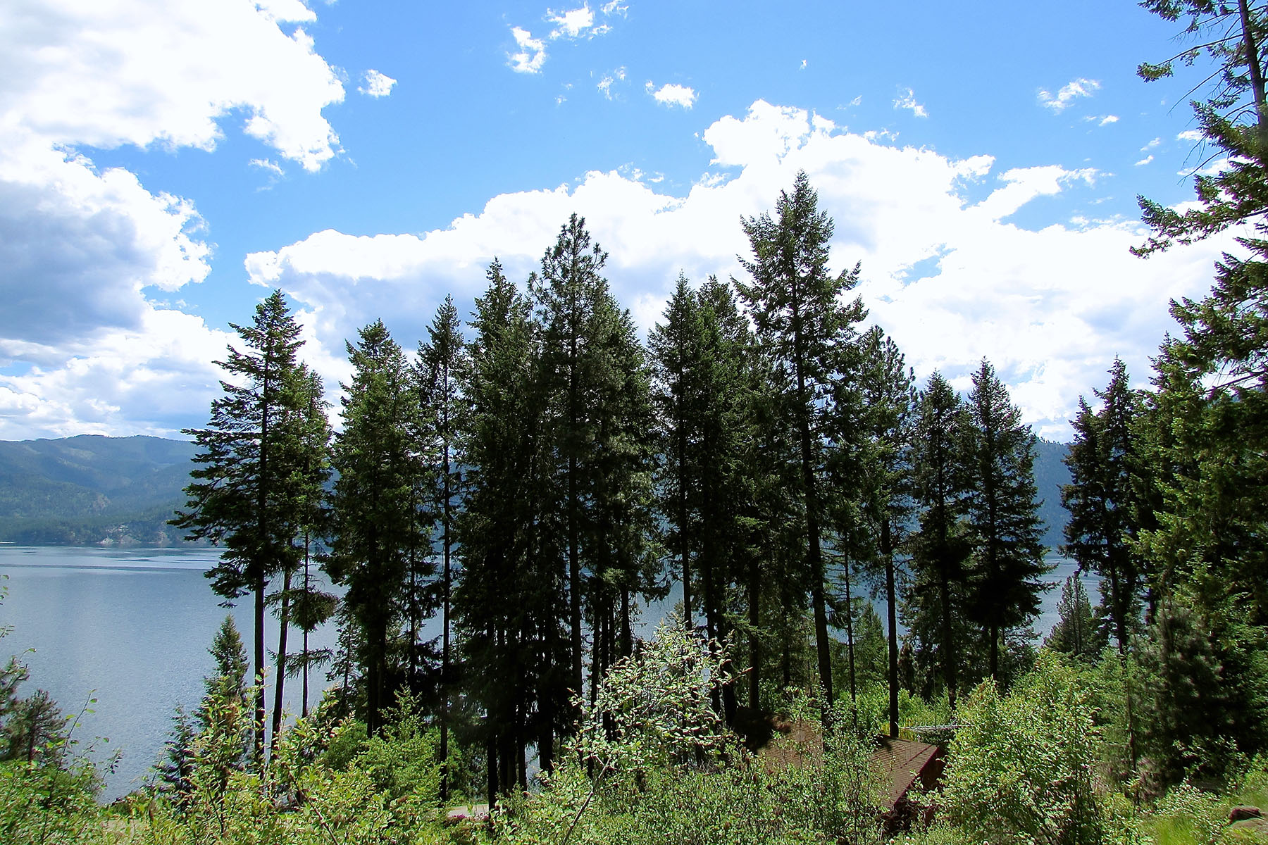 Terreno por un Venta en Majestic water views of Lake Pend Oreille NNA Cape Horn Drive Bayview, Idaho, 83803 Estados Unidos