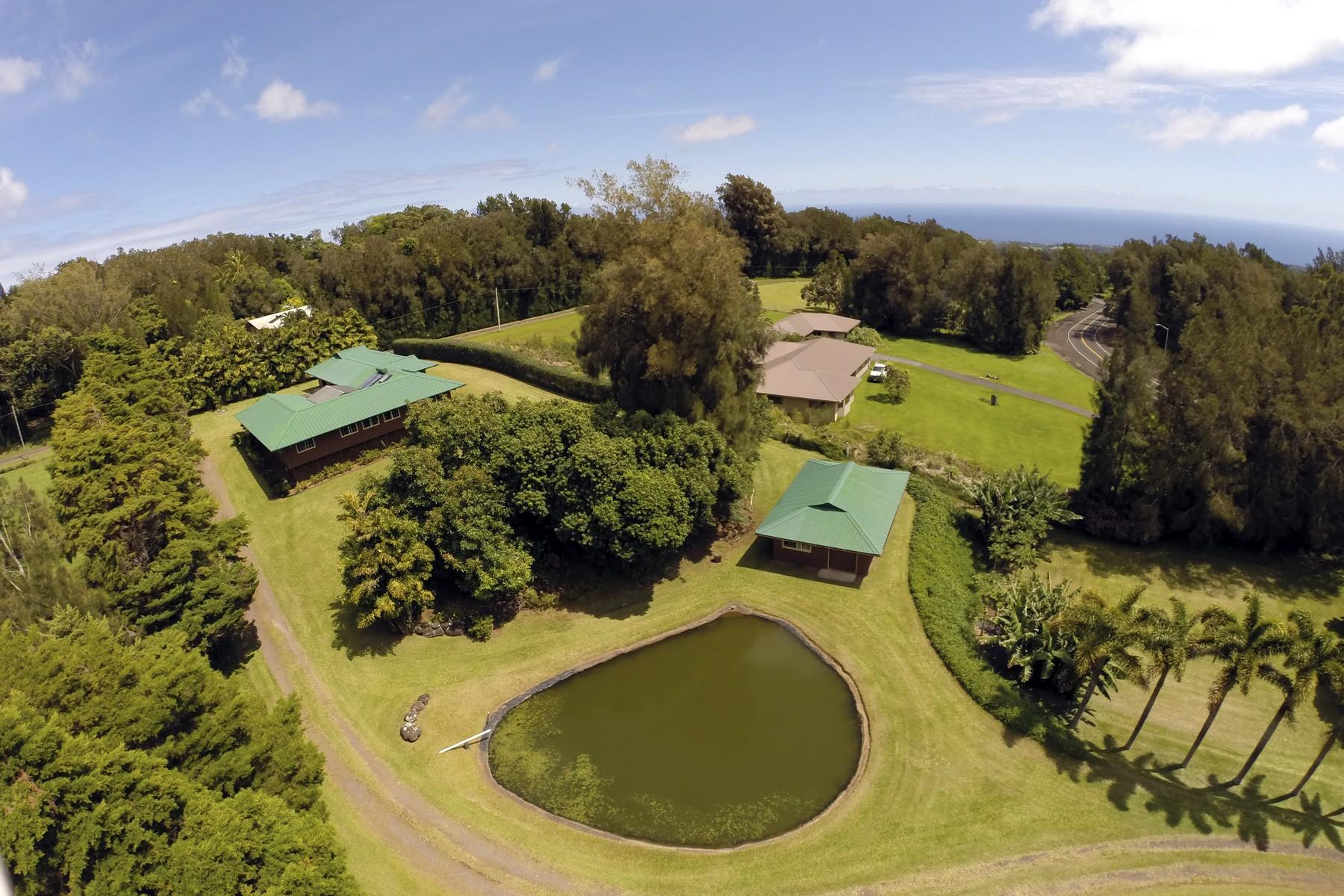 独户住宅 为 销售 在 Maliu Ridge I 55-830 Kukini Pl Hawi, 夏威夷 96719 美国