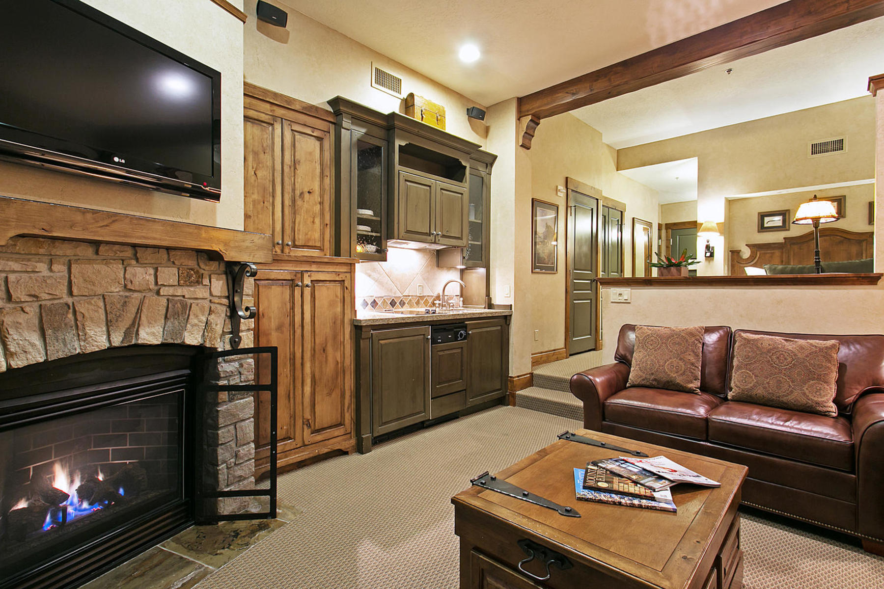 Condominium for Sale at Executive Suite in the Heart of Park City 2001 Park Ave #225 Park City, Utah, 84060 United States
