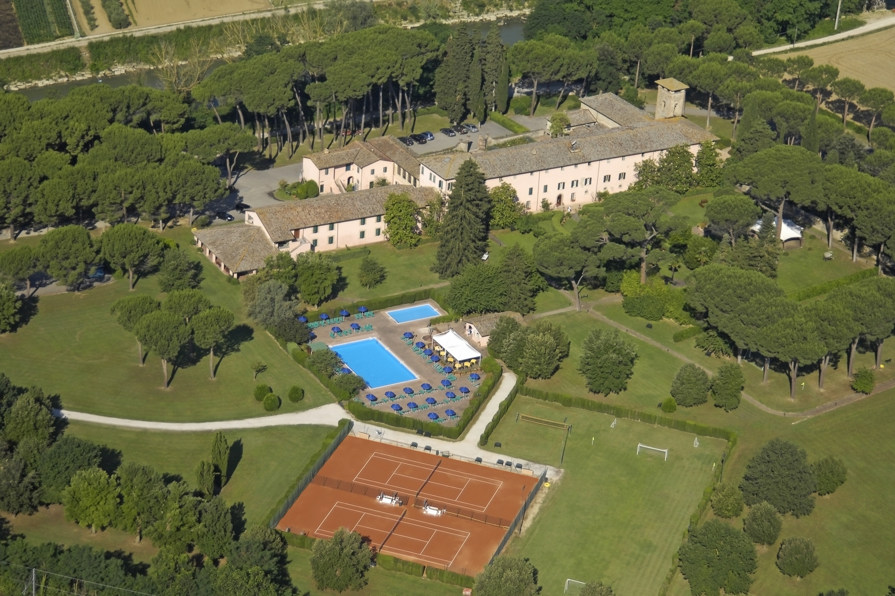 Other Residential for Sale at Splendid historical Relais in the Umbrian countryside Perugia, Italy