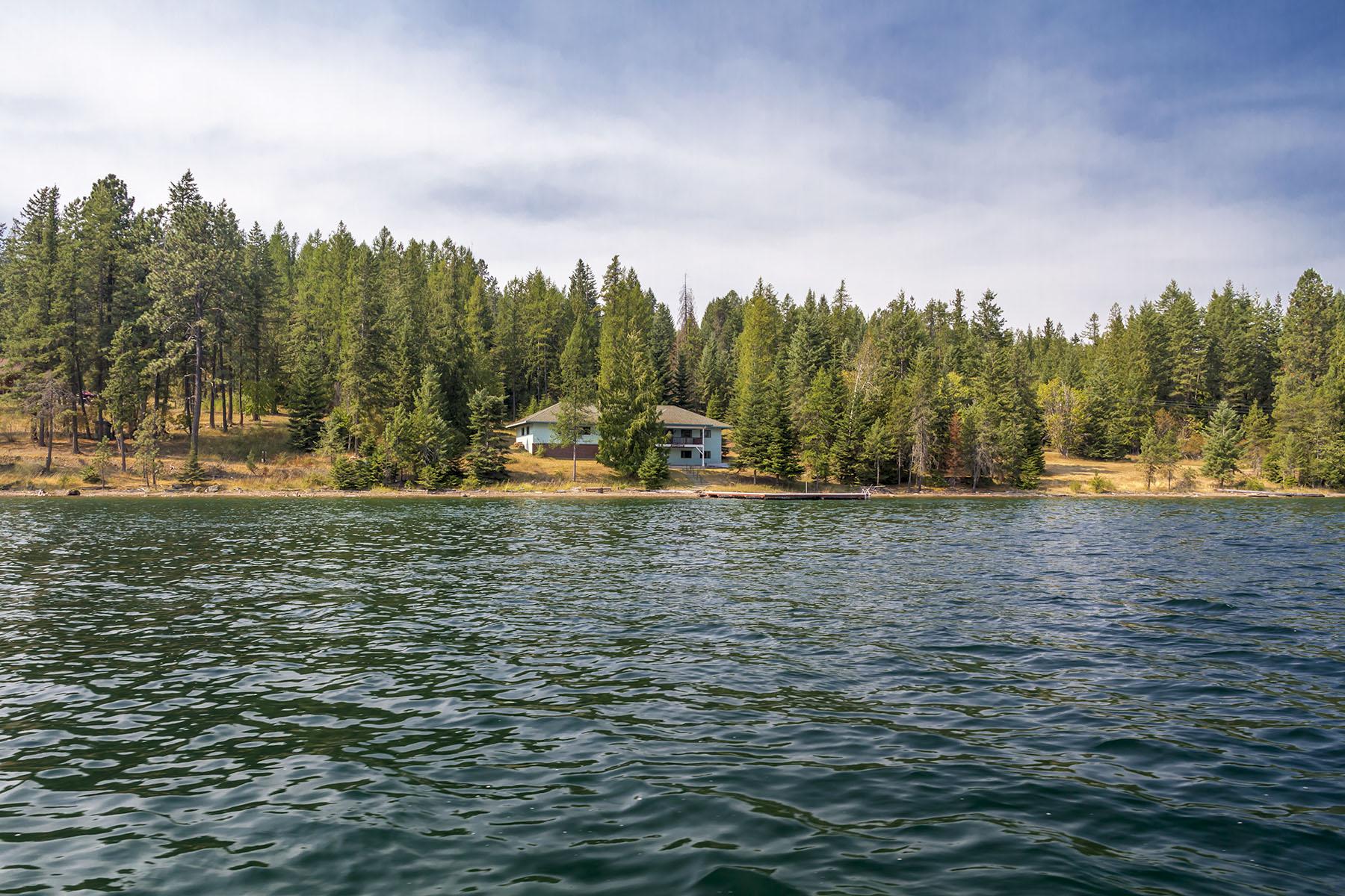 独户住宅 为 销售 在 3.53 Acre estate with 420 feet of frontage 211 Martin Place Sagle, 爱达荷州, 83860 美国