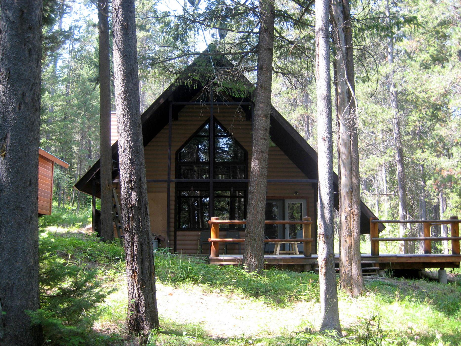 Villa per Vendita alle ore Room to Breathe 4621 Grove Creek Road Victor, Idaho 83455 Stati Uniti