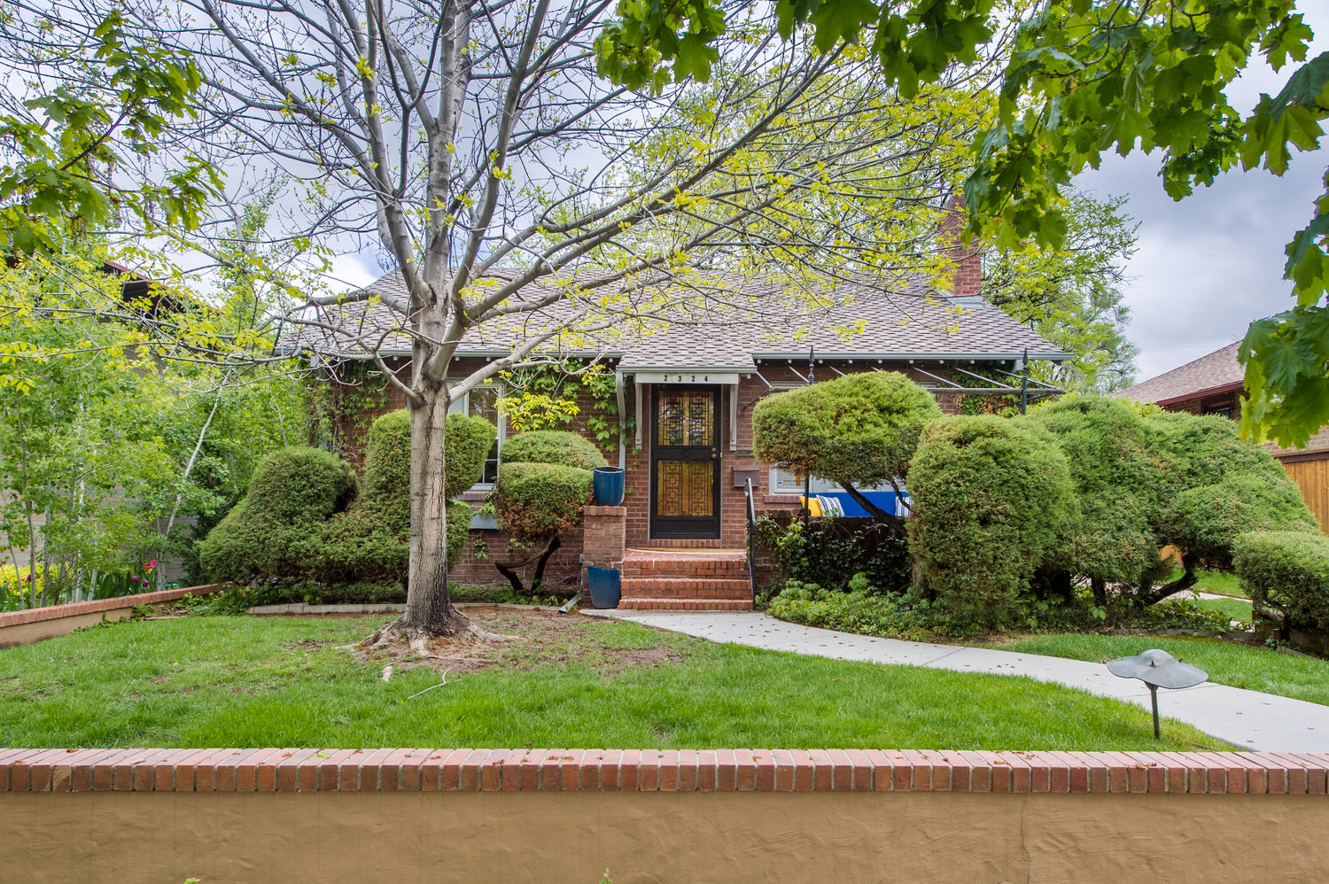 Single Family Home for Sale at Craftsman-era Bungalow in Park Hill 2324 Grape Street Denver, Colorado, 80207 United States