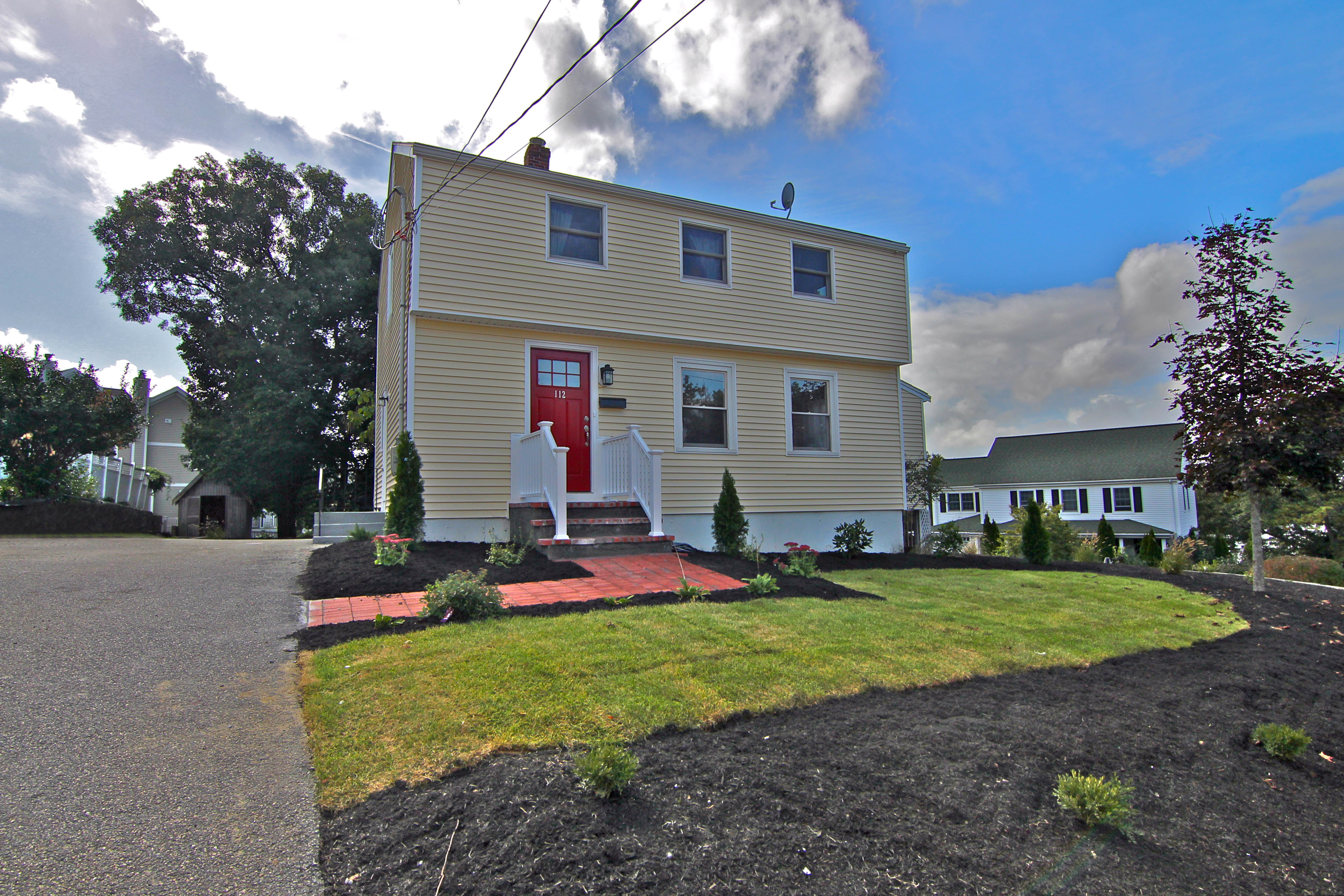 Property For Sale at Tastefully Renovated Garrison Colonial