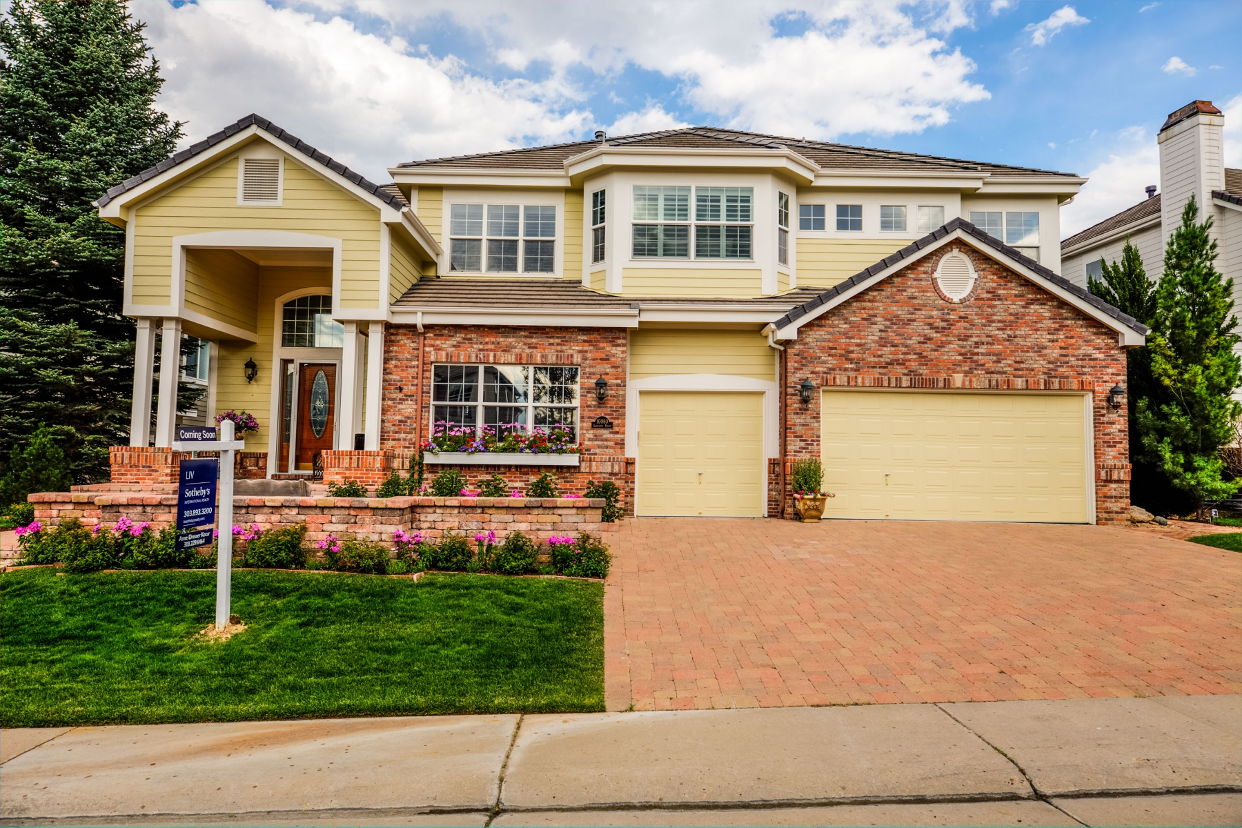Single Family Home for Sale at Golf Course Views 10060 Longview Drive Lone Tree, Colorado 80124 United States