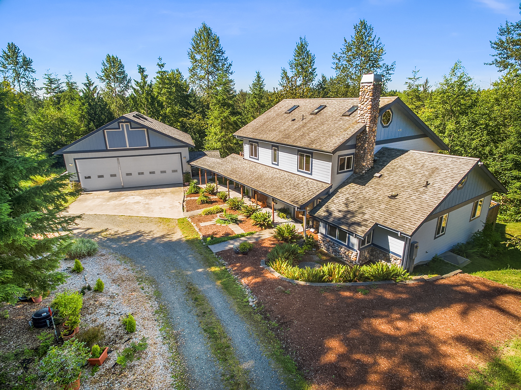 Moradia para Venda às Pleasant Country Living 12518 128th Ave NE Lake Stevens, Washington, 98258 Estados Unidos