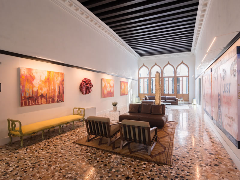 Additional photo for property listing at Lombardo Piano Nobile Palazzo Molin del Cuoridoro San Marco Venice Venice, Venice 30124 Italie