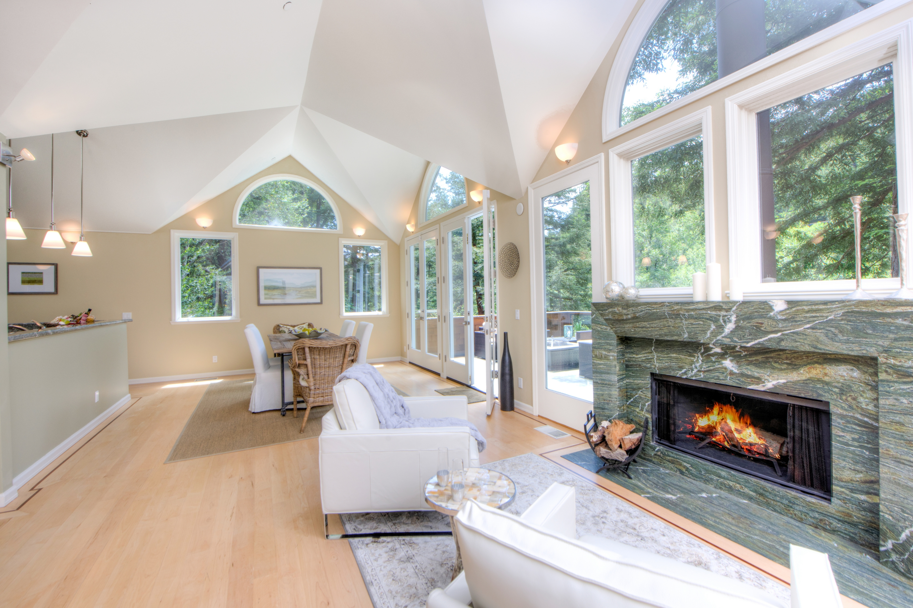 Single Family Home for Sale at California Living at Its Finest 399 Eldridge Ave Mill Valley, California, 94941 United States