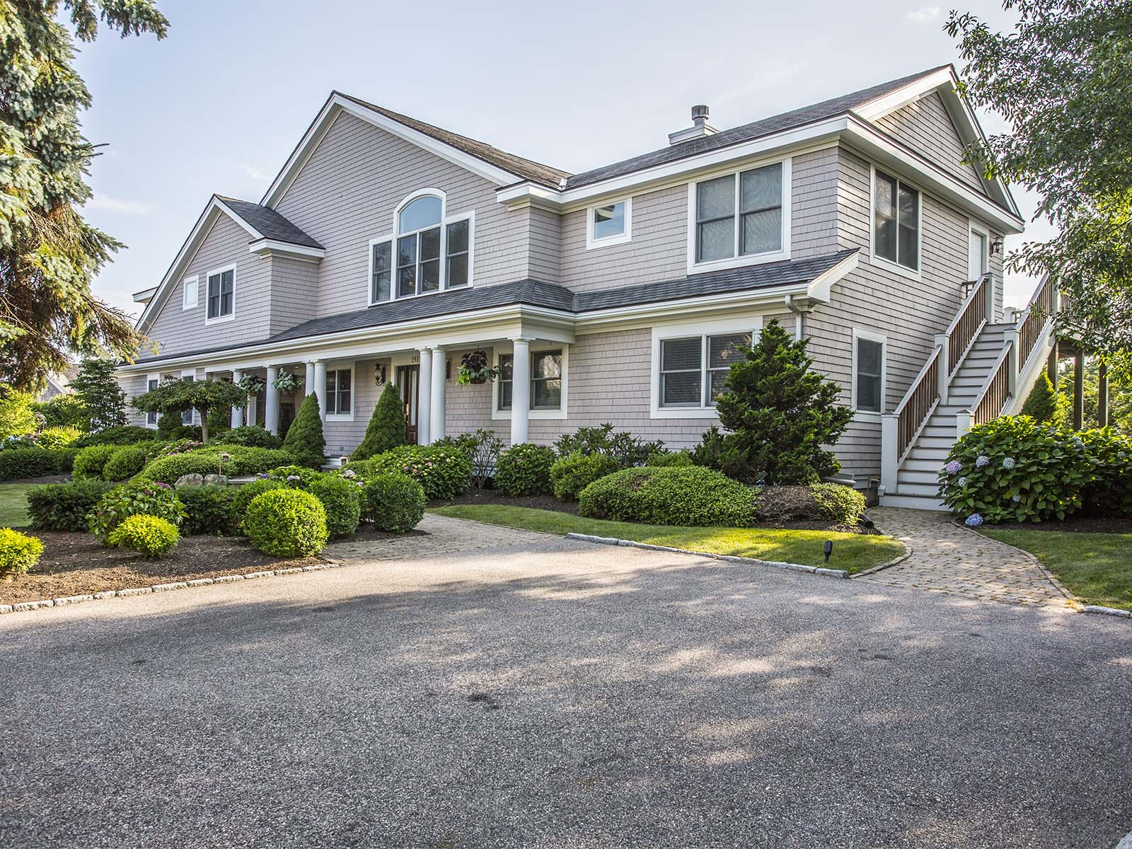 Property For Sale at Contemporary Shingle-Style