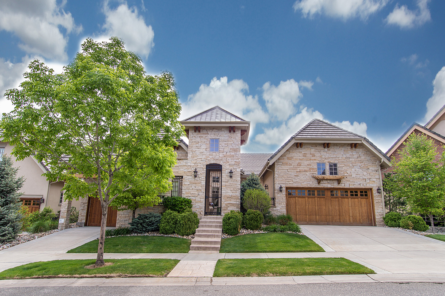 sales property at Low Maintenance Living in the Heart of Greenwood Village