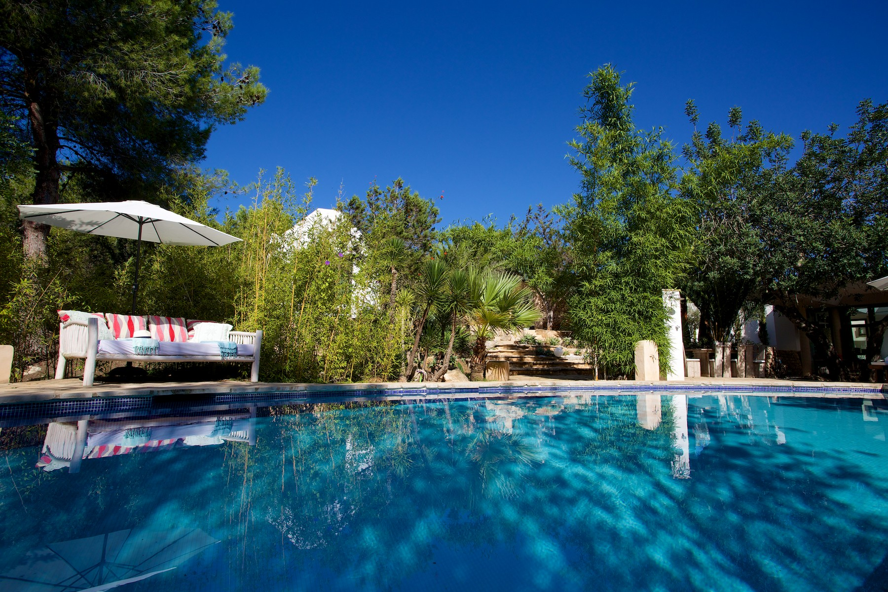 Casa Unifamiliar por un Venta en Charming 160 Years Old Renovated Finca Ibiza, Ibiza, 07819 España