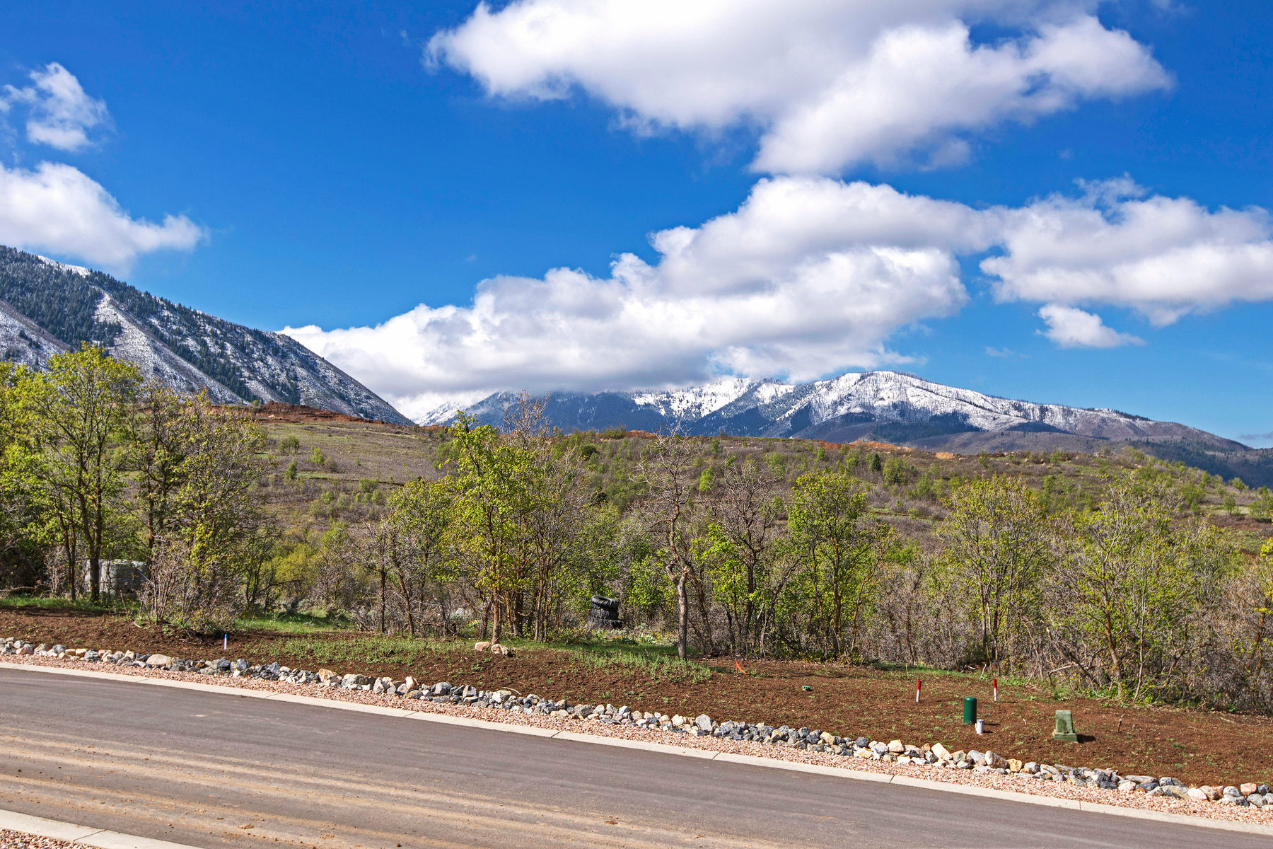 Terreno per Vendita alle ore Prime Lot in Summit Creek 814 S Summit Creek Dr Lot #15 Woodland Hills, Utah 84653 Stati Uniti