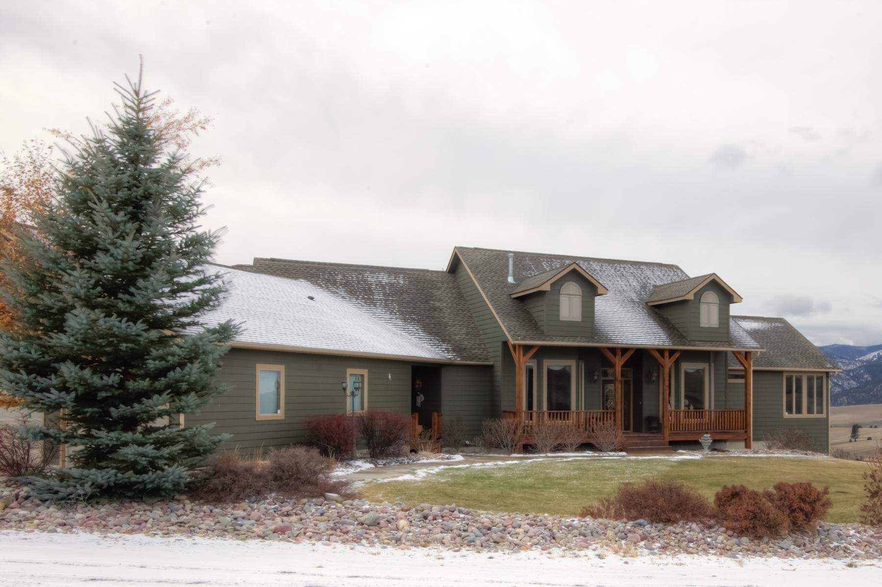 Villa per Vendita alle ore 3105 Evans Ridge Road Missoula, Montana 59803 Stati Uniti