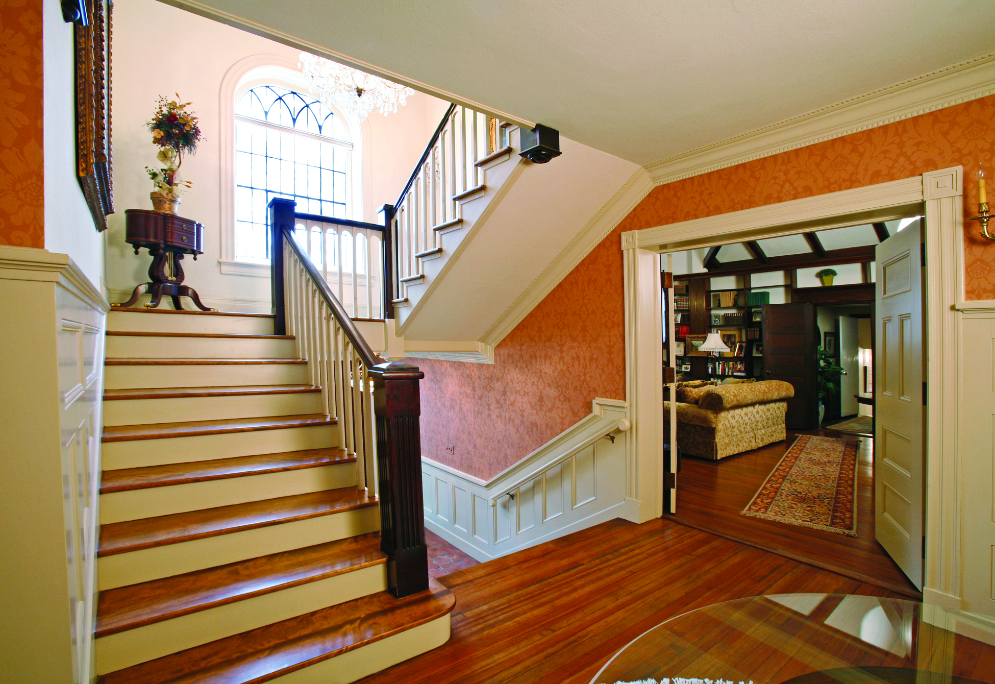 Property Of European Elegance And Updated Convenience On Library Place