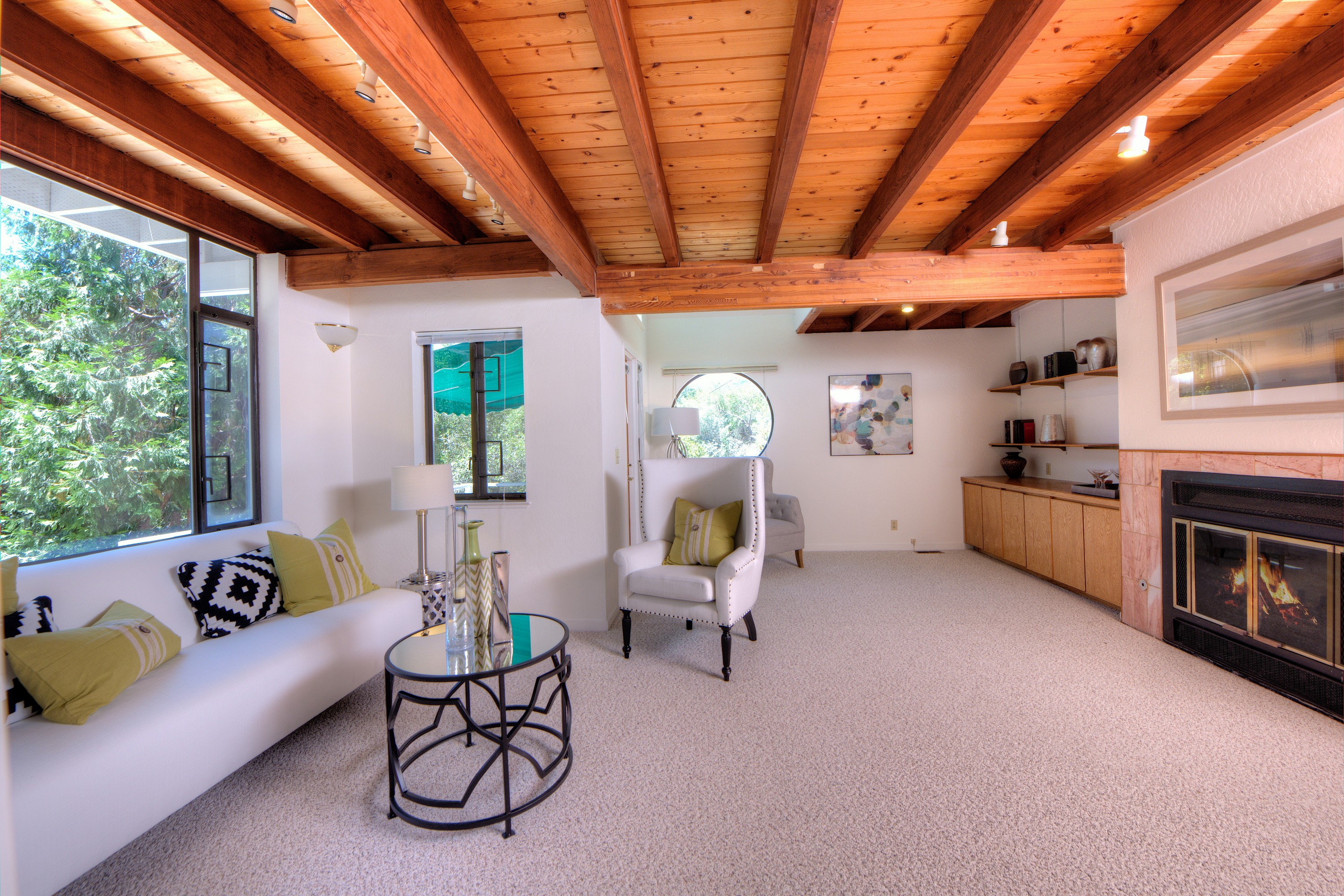 Single Family Home for Sale at Ideally Located Contemporary Cottage 6 Berry Lane Ross, California 94960 United States
