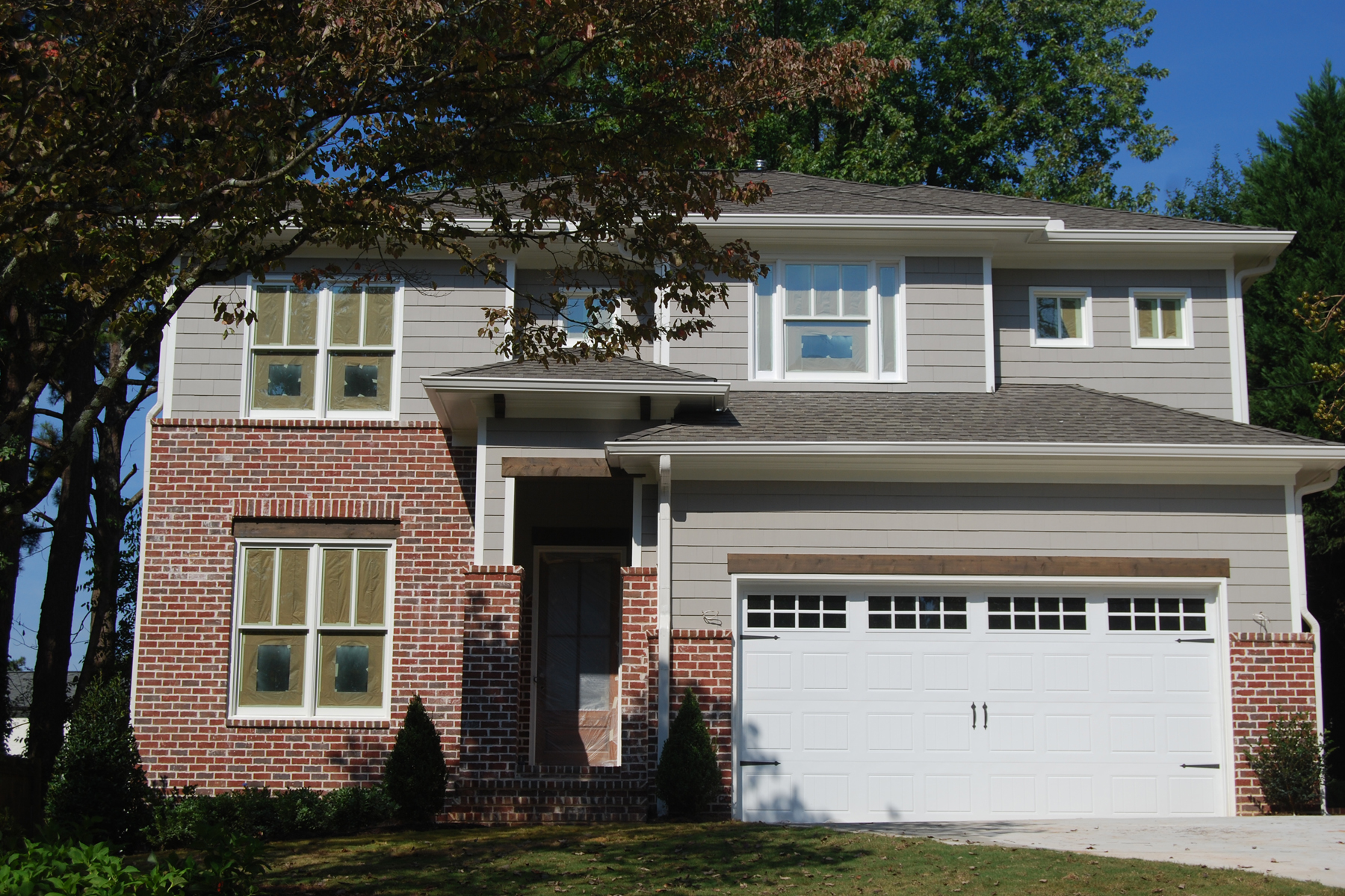 Property For Sale at Craftsman Style New Construction In Brookhaven
