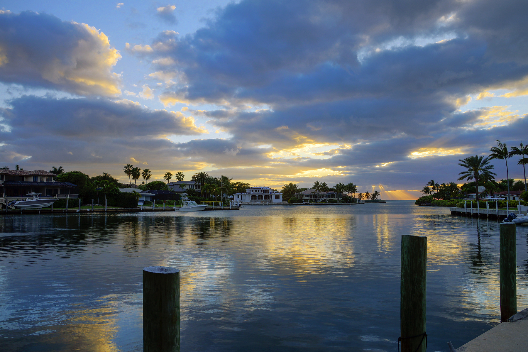 Single Family Home for Sale at Stunning Sunsets from Waterfront Property at Ocean Reef 1 Knoll Lane Ocean Reef Community, Key Largo, Florida, 33037 United States