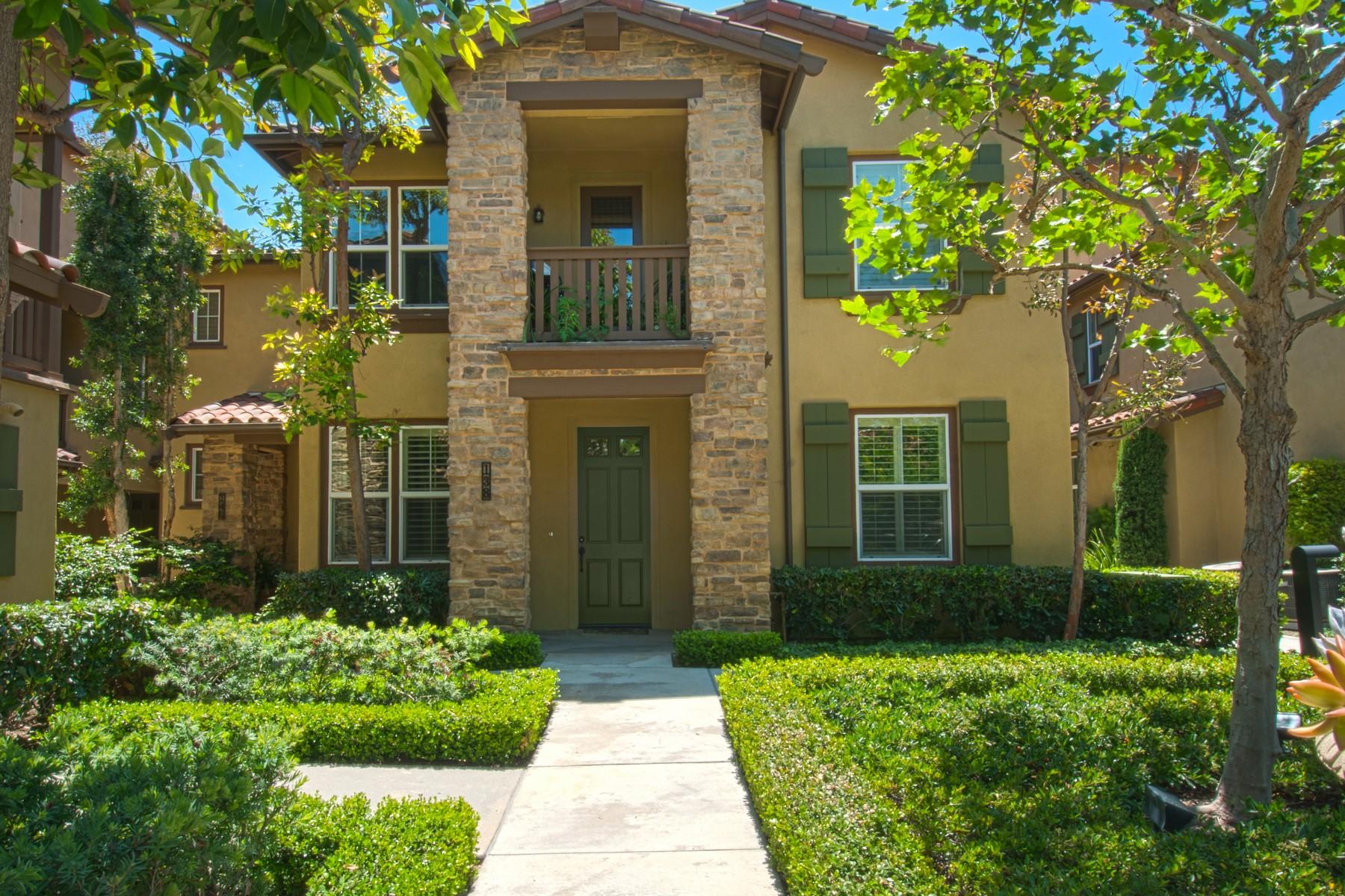 Кооперативная квартира для того Продажа на 138 Coral Rose Irvine, Калифорния 92603 Соединенные Штаты