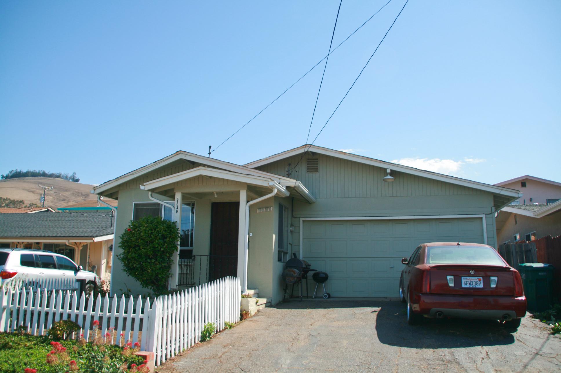 Casa Unifamiliar por un Venta en Greenwood 2630 Greenwood Avenue Morro Bay, California 93442 Estados Unidos