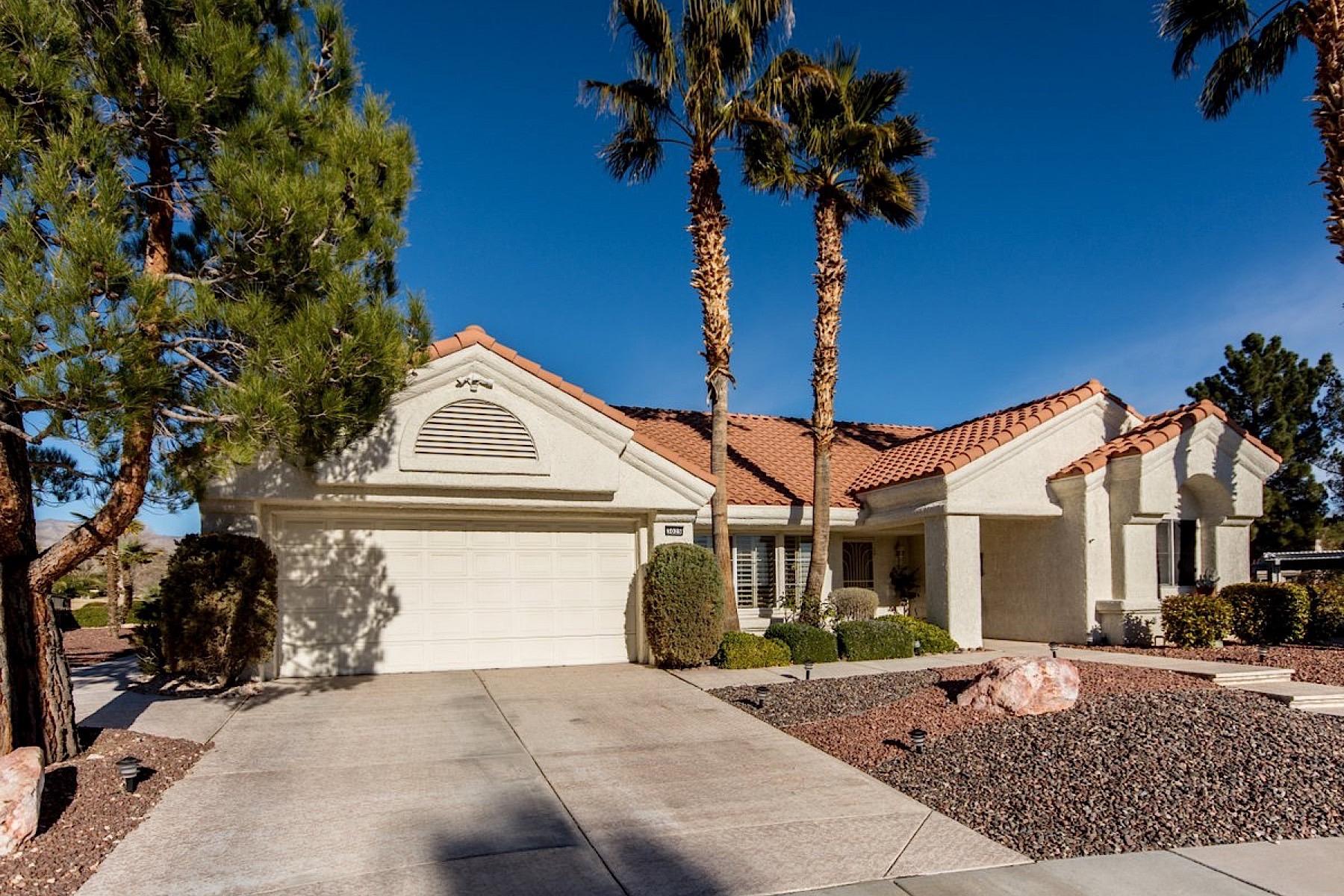 단독 가정 주택 용 매매 에 3025 Golf Links Dr Las Vegas, 네바다 89134 미국