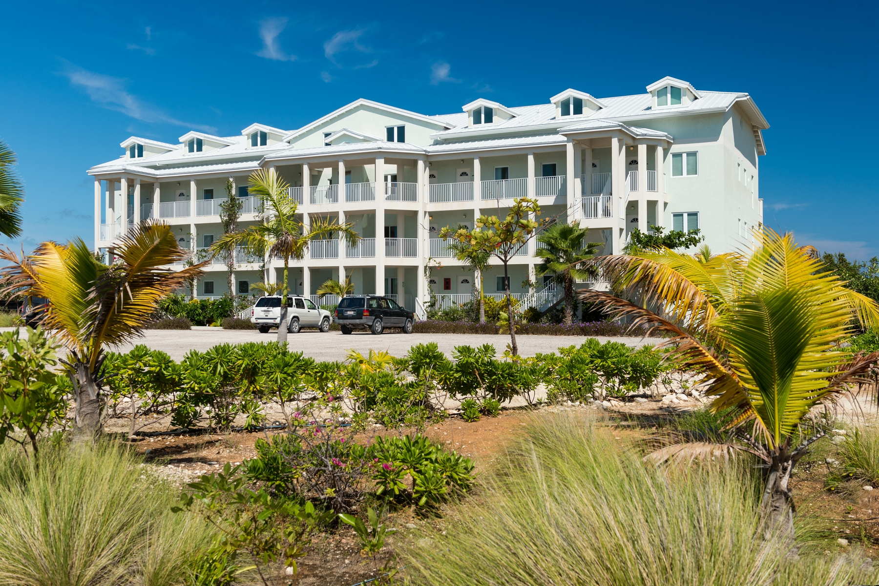 Condominium for Sale at Carib Club Condominiums - Suite 308 Lakeview Long Bay, Providenciales, TCI Turks And Caicos Islands
