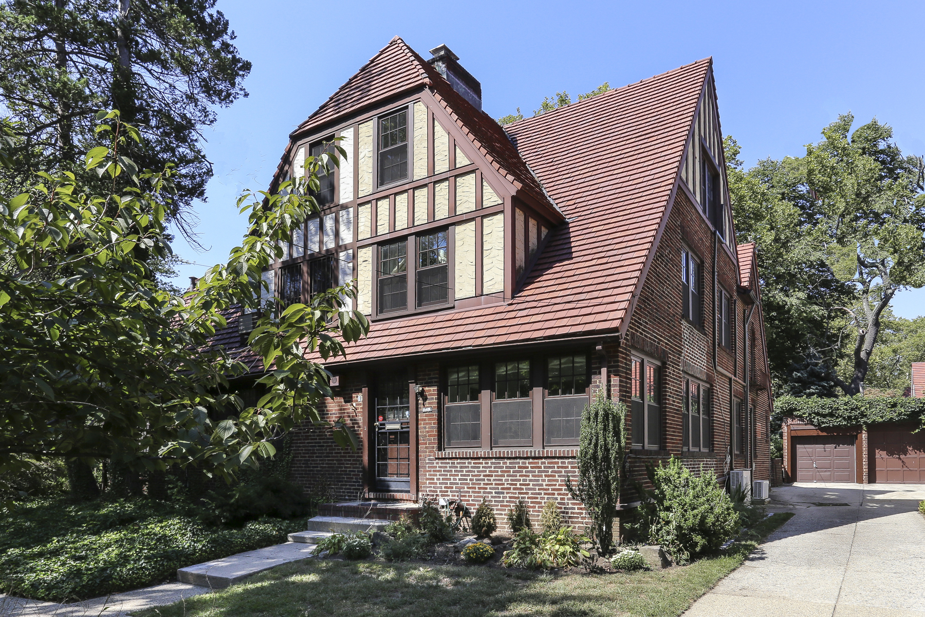 "Single Family Home for Sale at ""FULLY RENOVATED GARDENS TUDOR"" 114-05 Union Turnpike, Forest Hills Gardens, Forest Hills, New York 11375 United States"