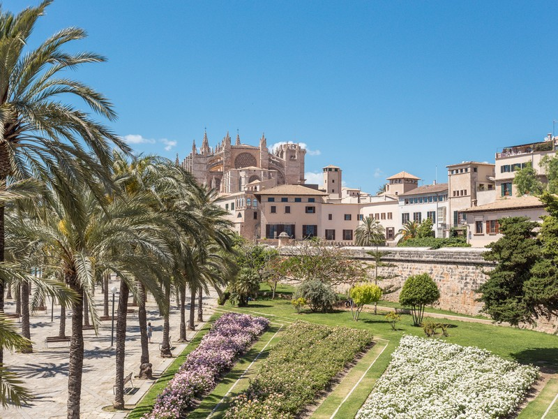 Apartamento para Venda às Apartment seafront in Old Town Palma Center, Palma De Maiorca 07001 Espanha