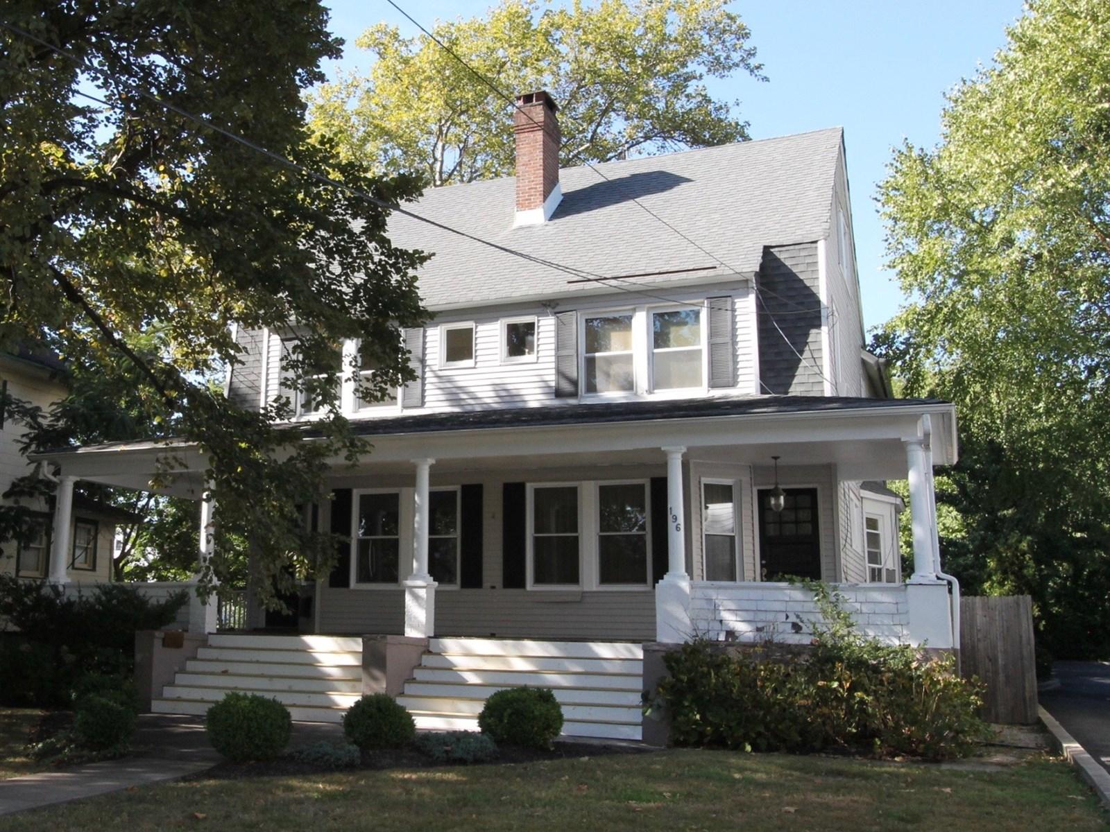 rentals property at 198 East Bergen Place