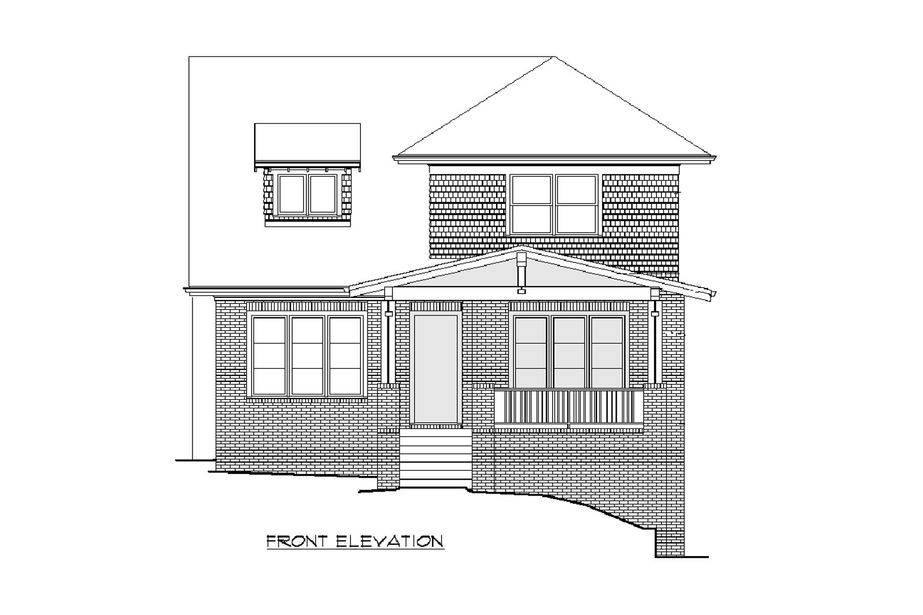 独户住宅 为 销售 在 One-Of-A-Kind New Home In The Heart Of Virginia Highland 1137 Hudson Drive NE Midtown, Atlanta, 乔治亚州 30306 美国