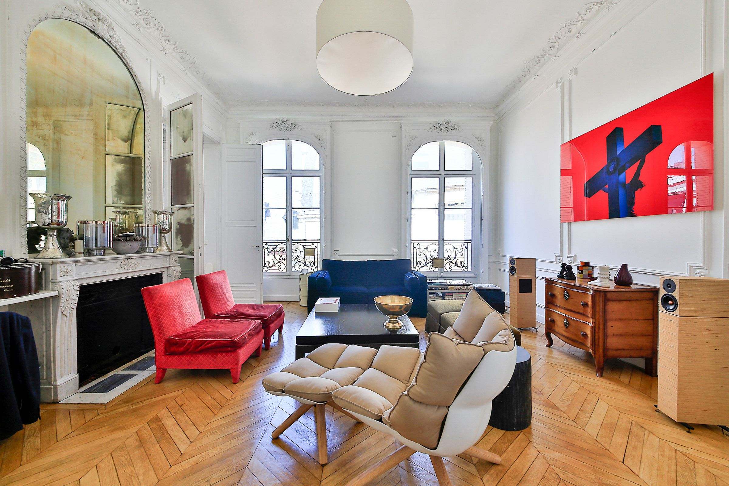 Appartement pour l Vente à Appartement - Saint Augustin Paris, Paris 75008 France